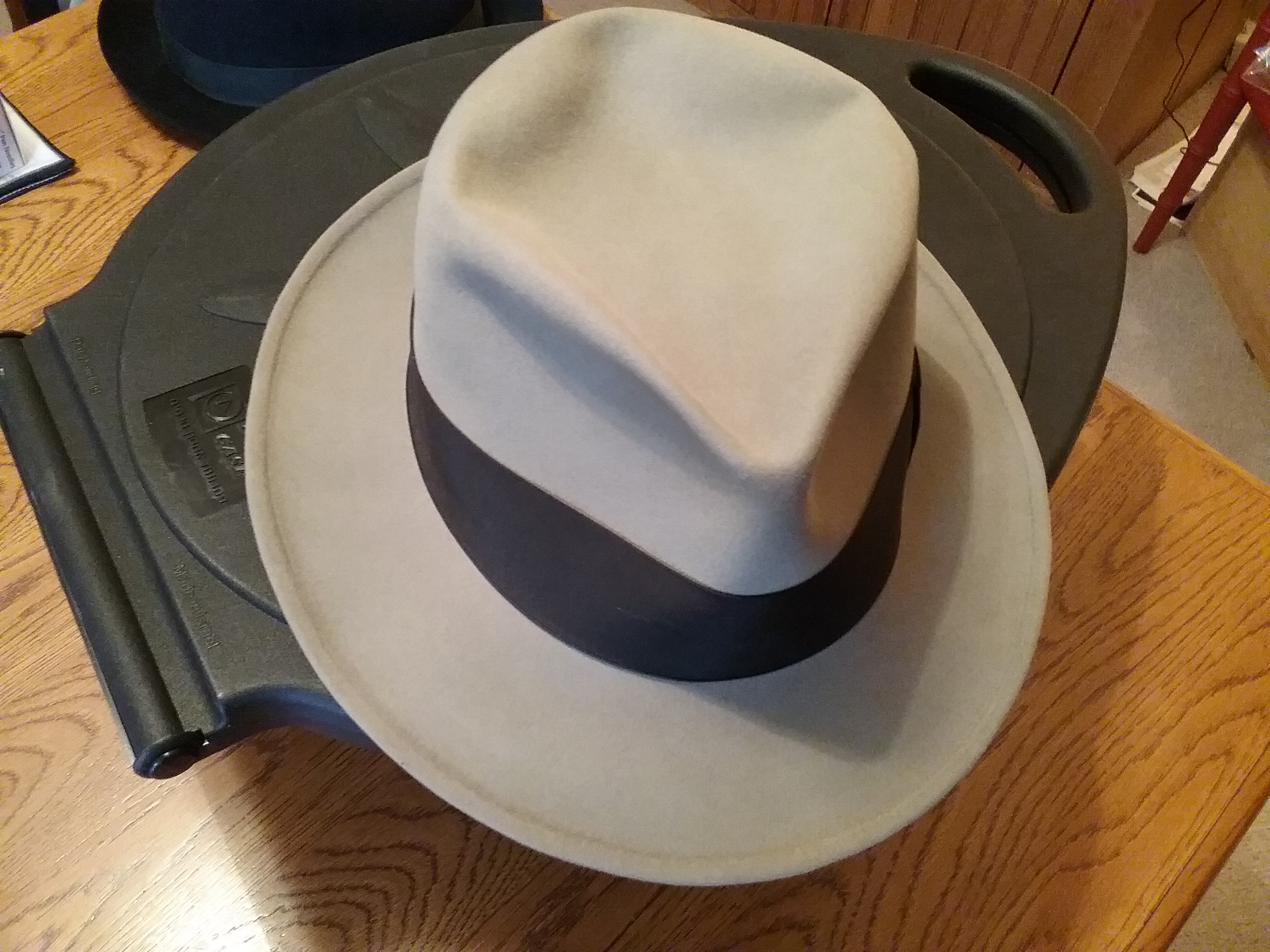 5ec2b67f027a7 Vintage Stetson - The Sovereign