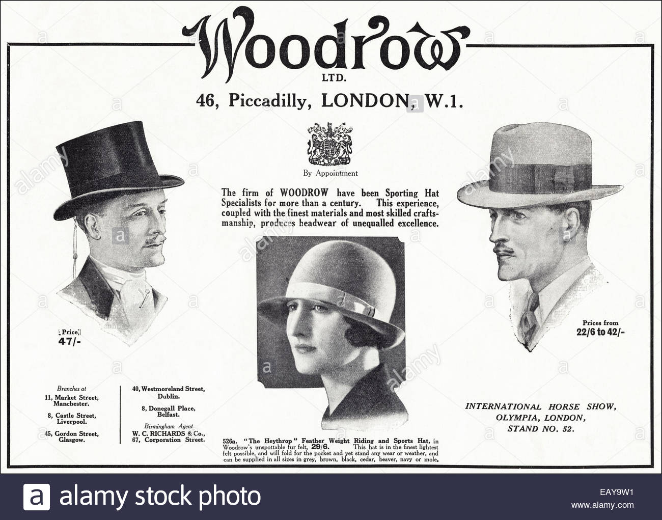 1920s-advertisement-for-woodrow-hat-makers-tailors-of-piccadilly-london-EAY9W1.jpg
