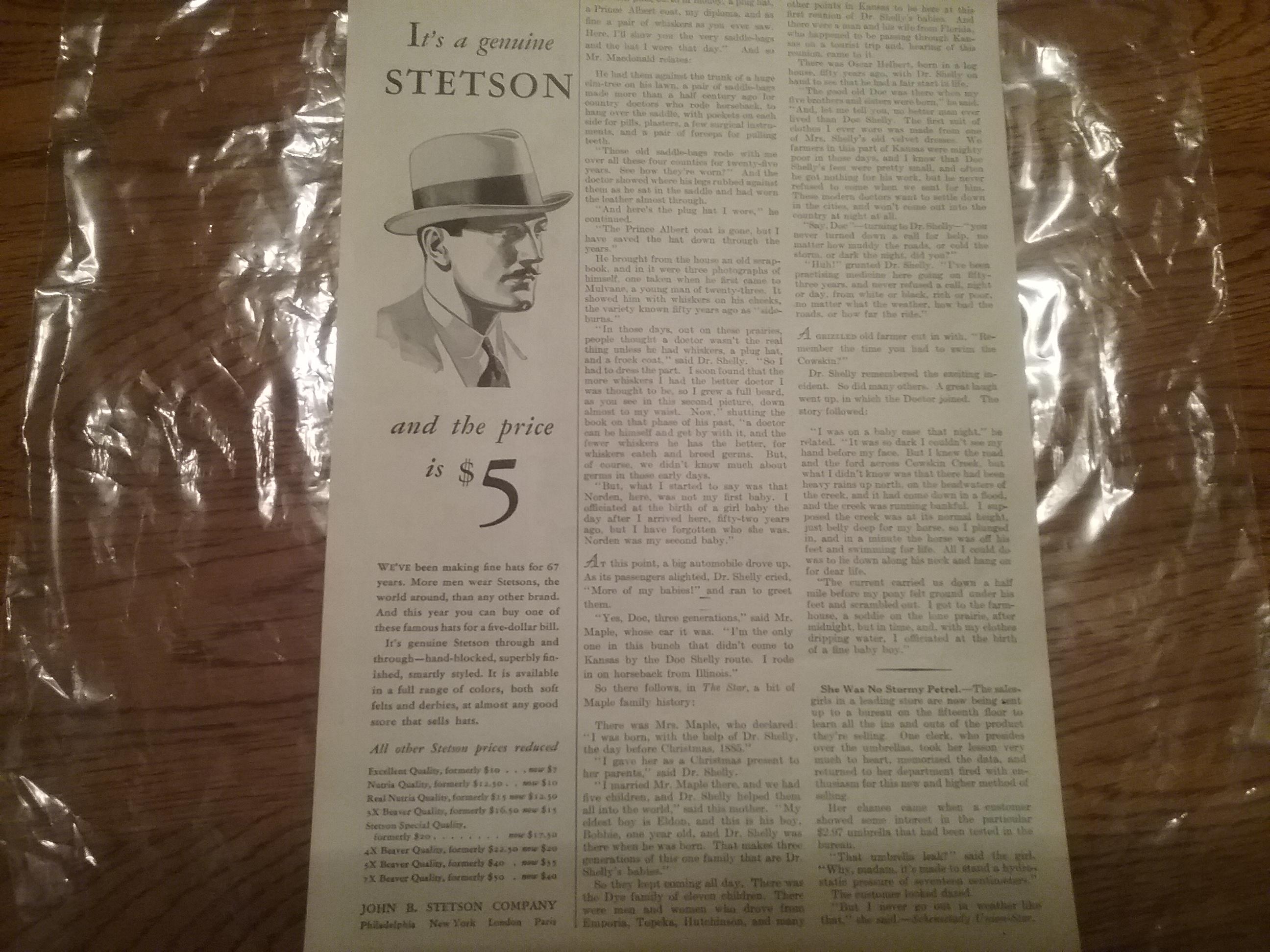 1932 Stetson Prices.jpg