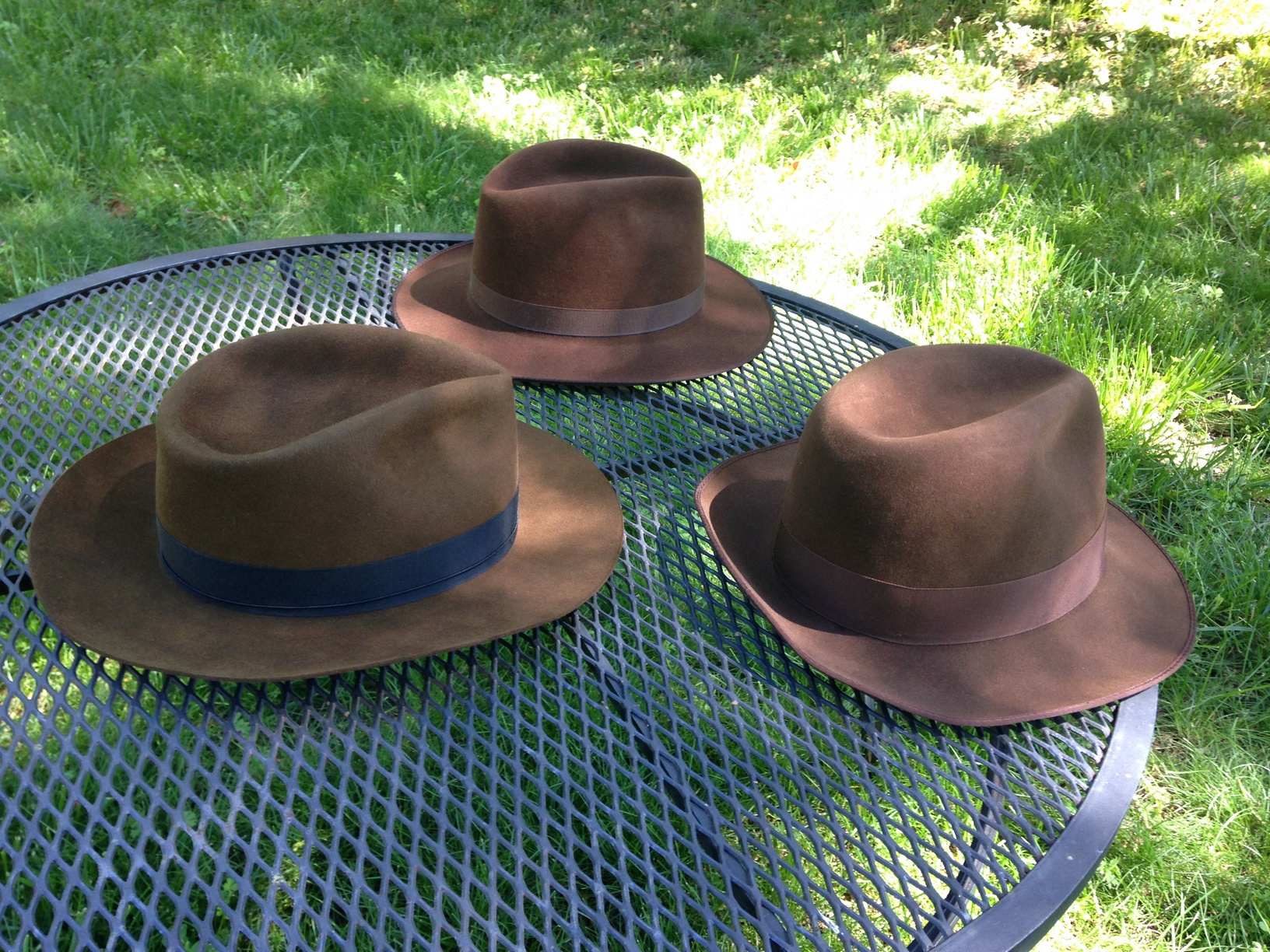 3651d8abe6252 Side By Side  Hat Comparisons