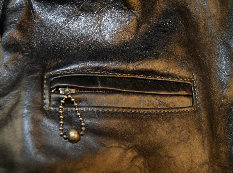 Aero 1930s Half Belt Tumbled Black CXL FQHH YR9 chest pocket.jpg