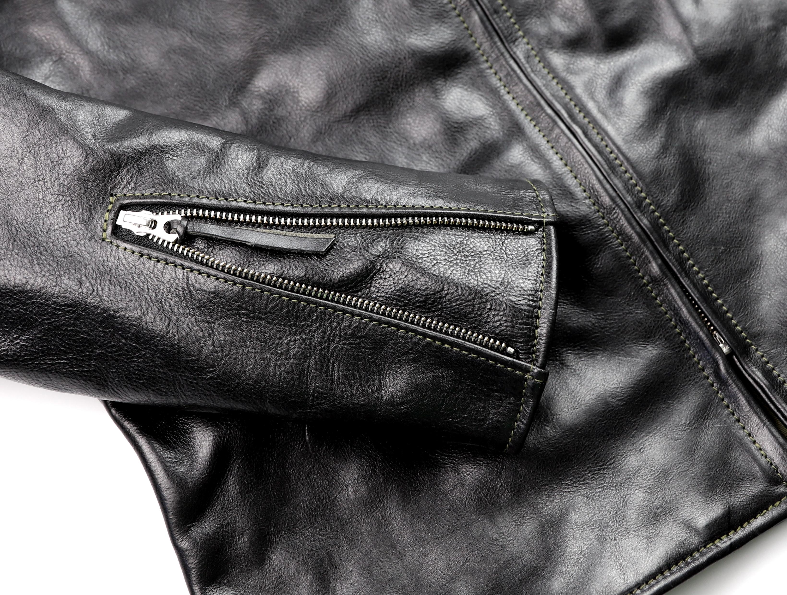 Aero Board Racer Black Badalassi sleeve zipper.jpg