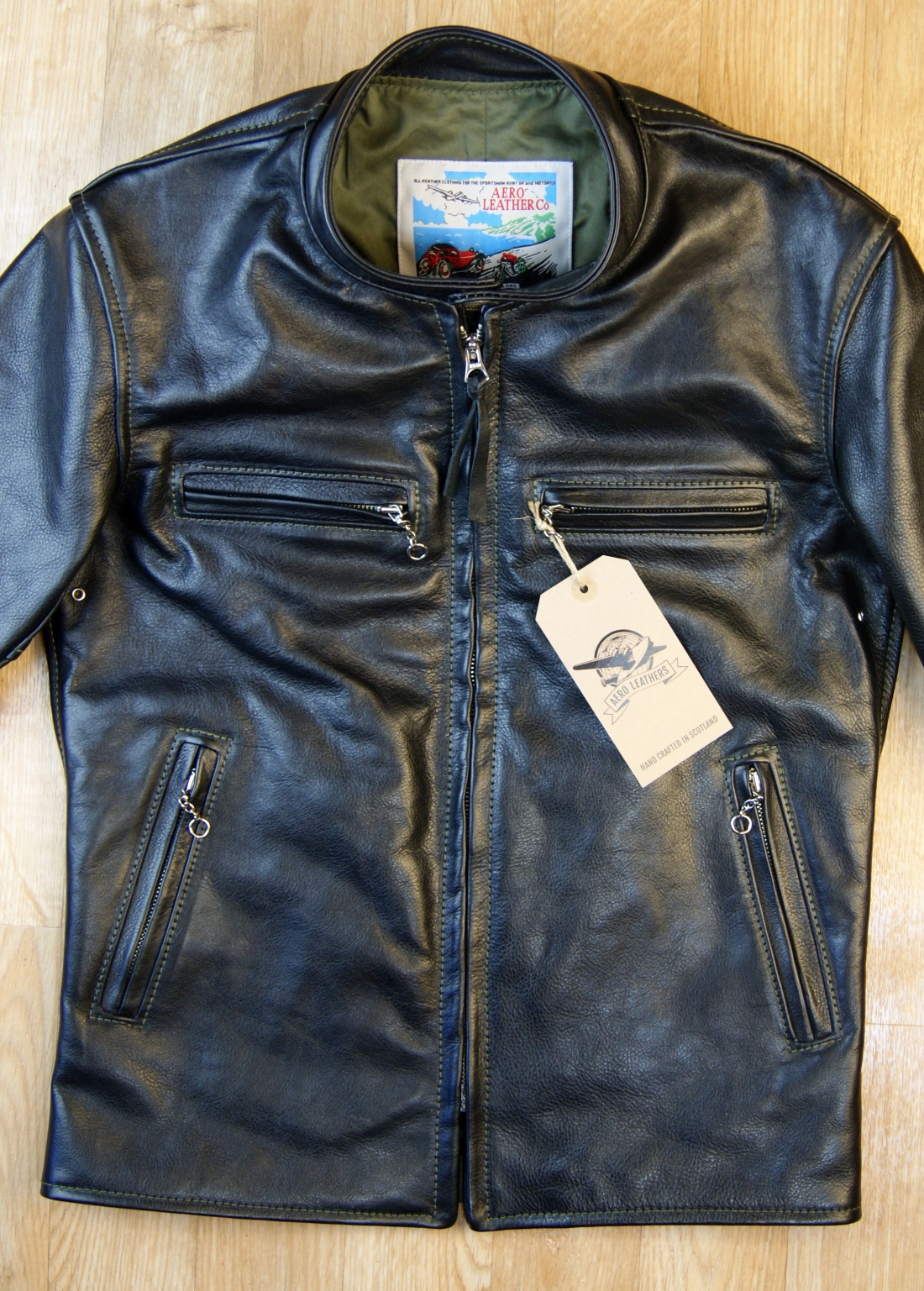 Aero Board Racer Black Vicenza Horsehide DB2 front.jpg