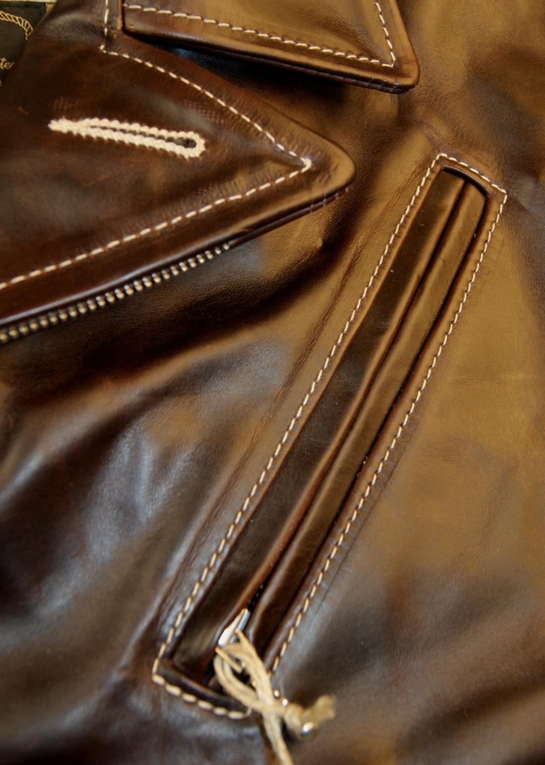 Aero Bootlegger Brown CXL FQHH DEL chest pocket.jpg