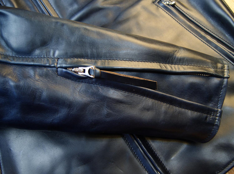 Aero Cafe Racer Blue CXL FQHH EMA sleeve zip.jpg