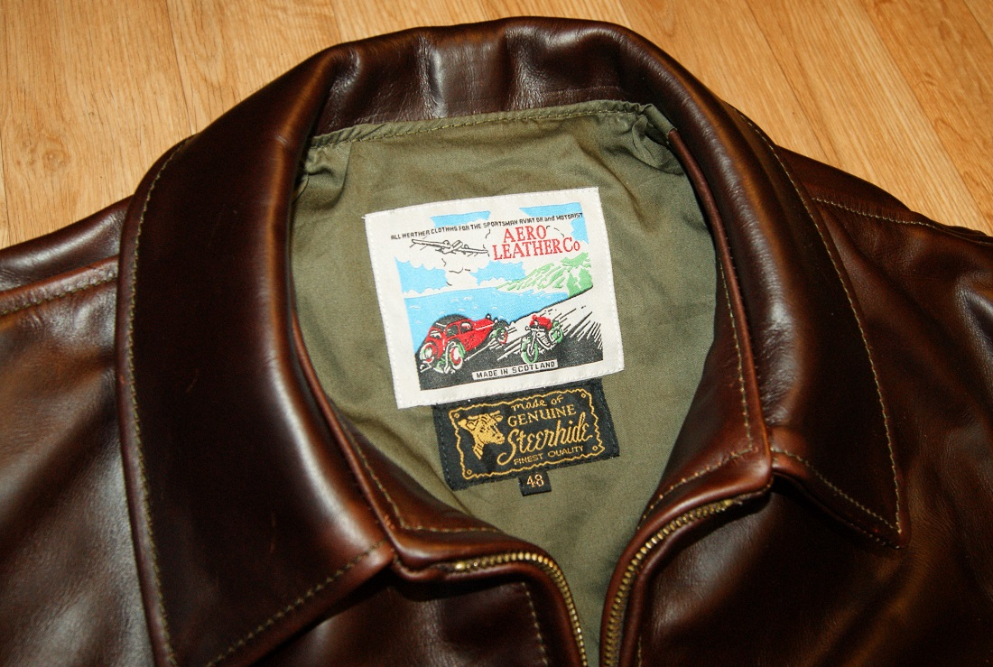 Aero Highwayman Brown CXL Steerhide LZ2 tag.jpg