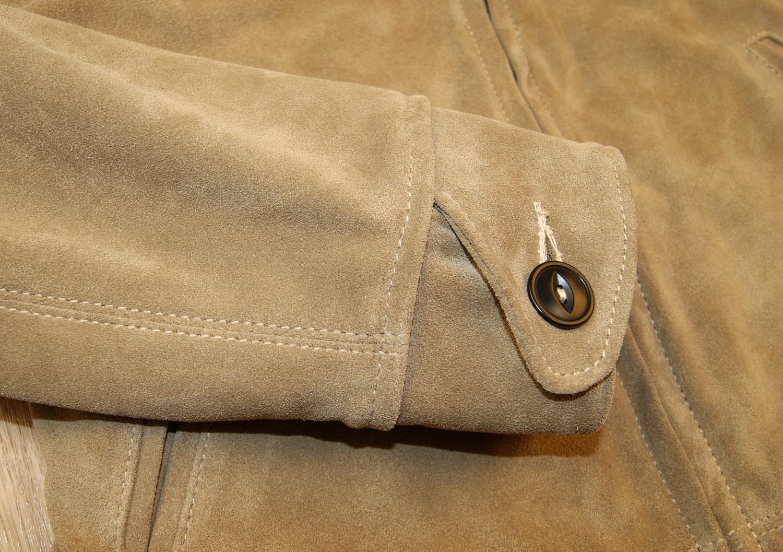 Aero Majestic Light Tan Suede sleeve cuff.jpg