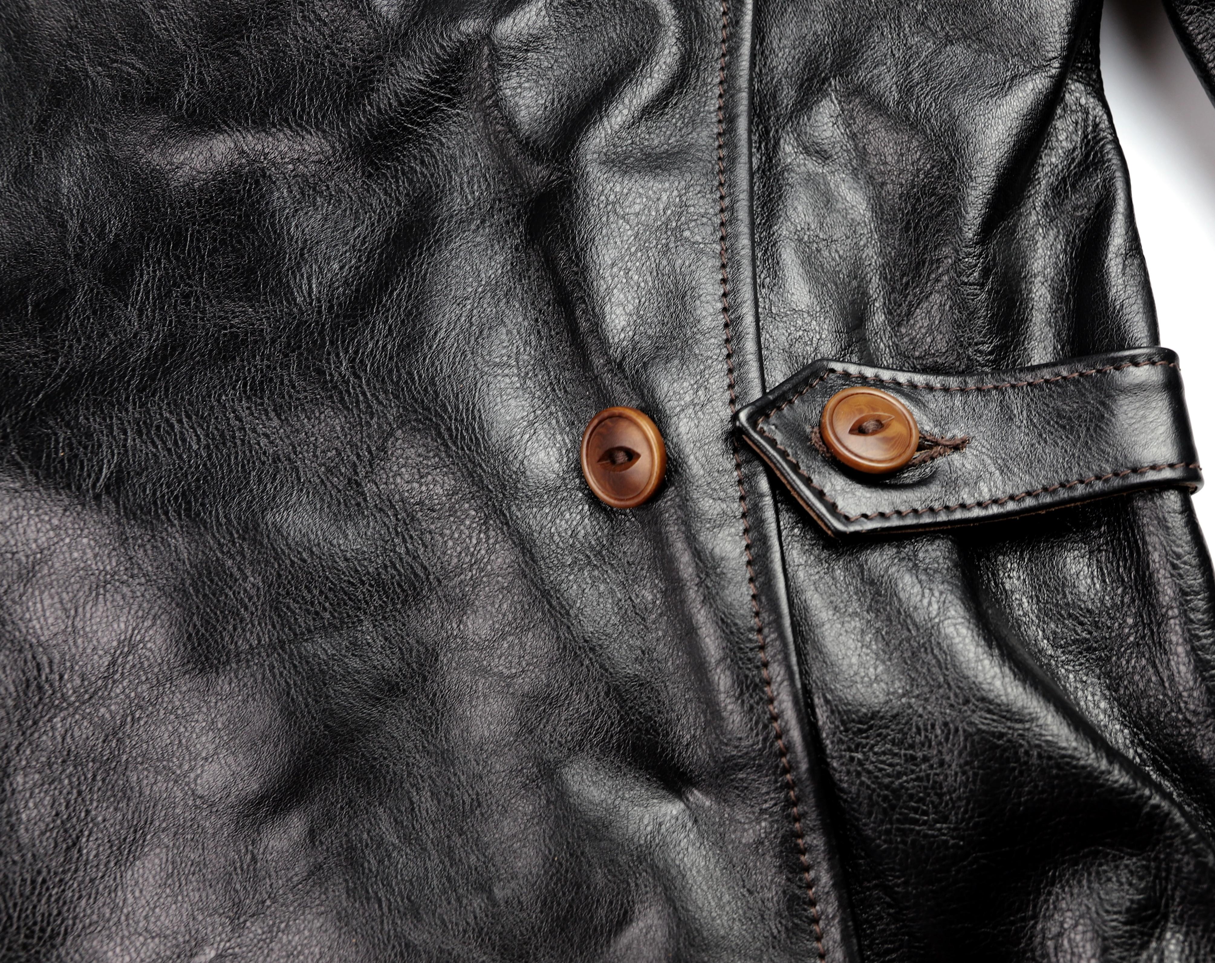 Aero Maxwell Blackened Brown Vicenza button cinches.jpg