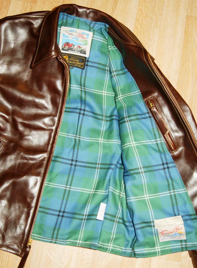 Aero Premier 1930s Half Belt Brown CXL FQHH S1F Oliphant heavyweight tartan.jpg