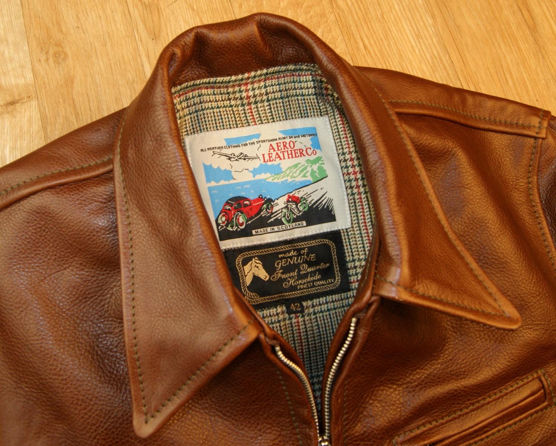 Aero Premier Highwayman Russet Vicenza Horsehide tag.jpg