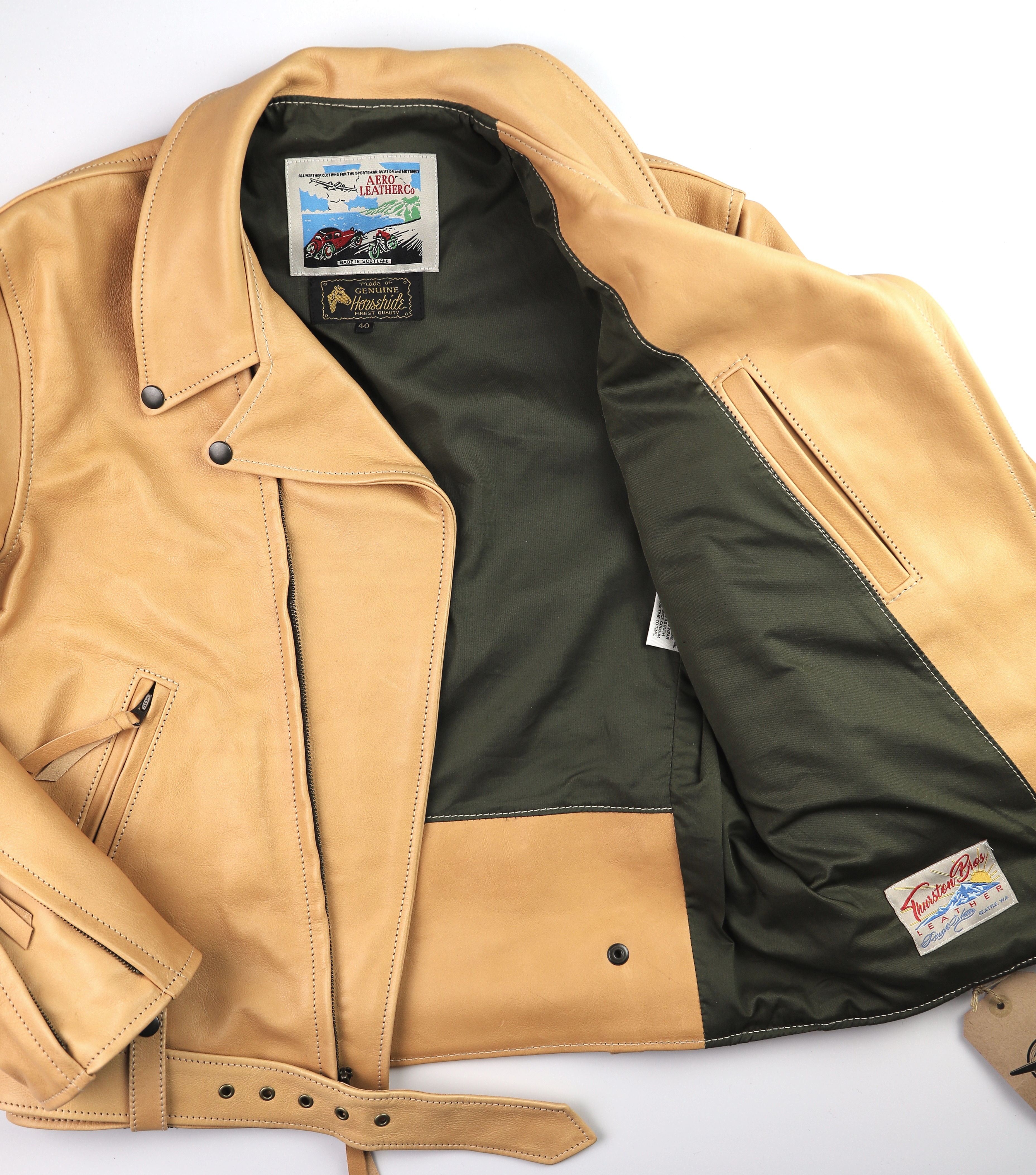 Aero Ridley Natural Vicenza Horsehide 9DM olive drill lining.jpg
