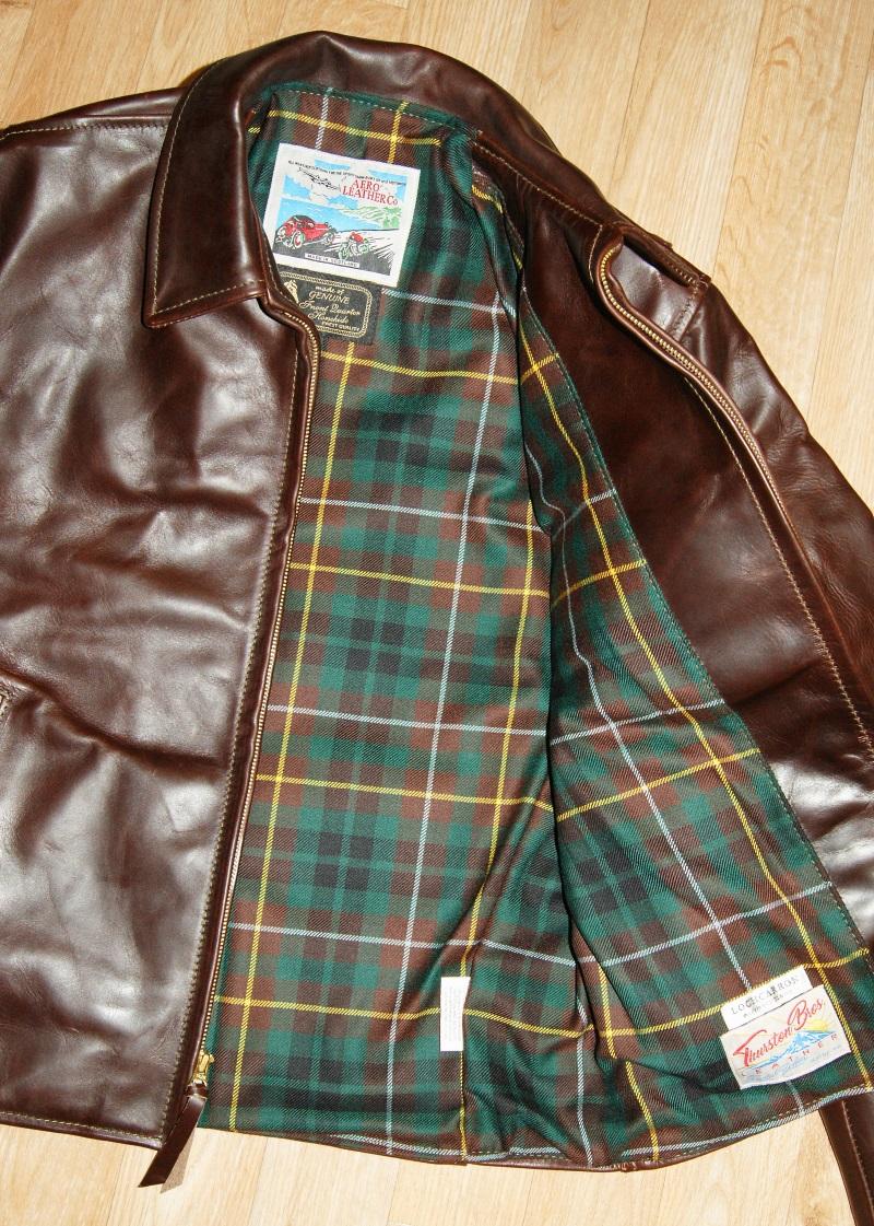 Aero Sheene Brown CXL FQHH J3D Buchanon Hunting Modern tartan.jpg