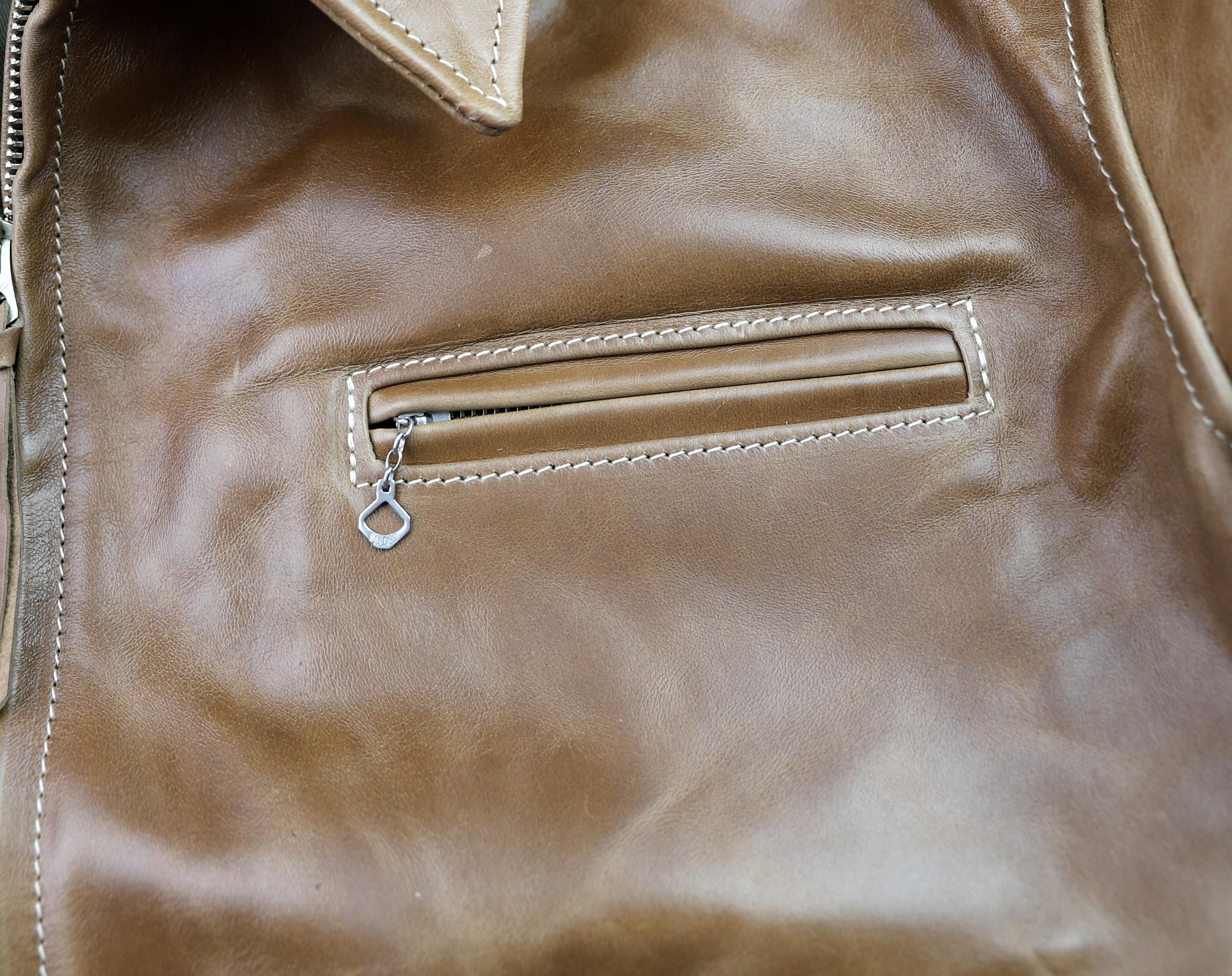 Aero Sheene Natural CXL FQHH DKB chest pocket.jpg