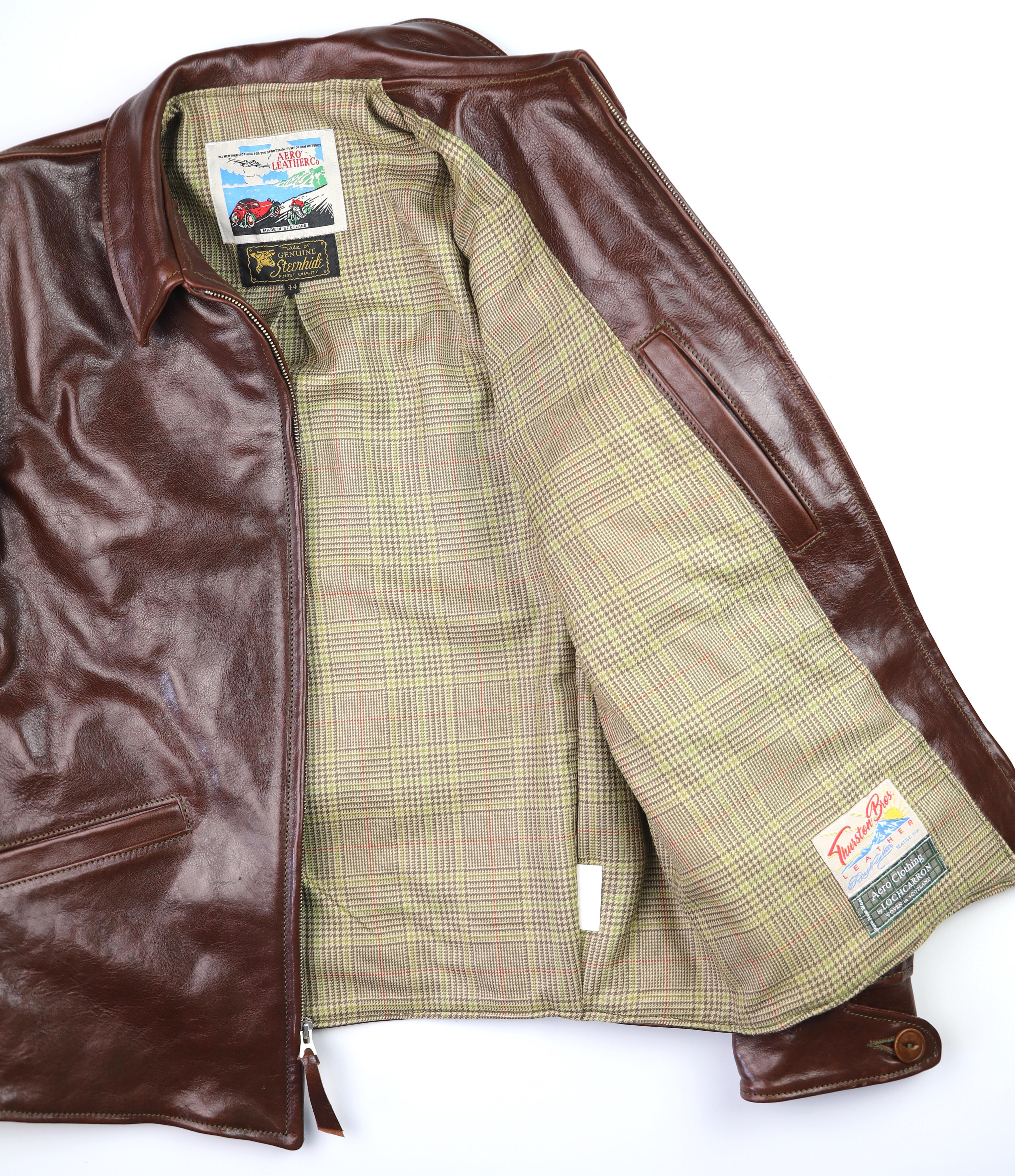 Aero Sunburst Tobacco Badalassi EYB Crail Check Tweed lining.jpg