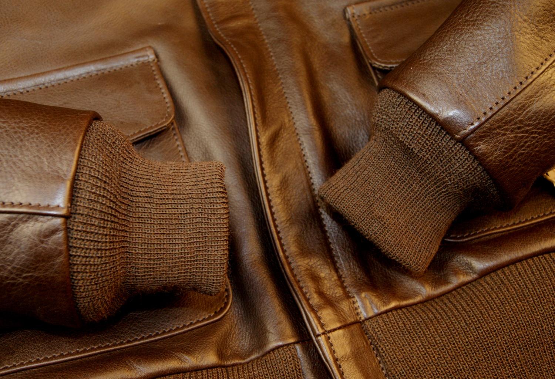 Aero Unknown Maker 1756 Dark Seal Vicenza Horsehide DP2 cuffs.jpg