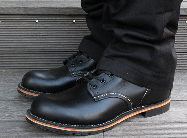 Red Wing Wolverine 1000 mile boots sole questions. | The Fedora Lounge