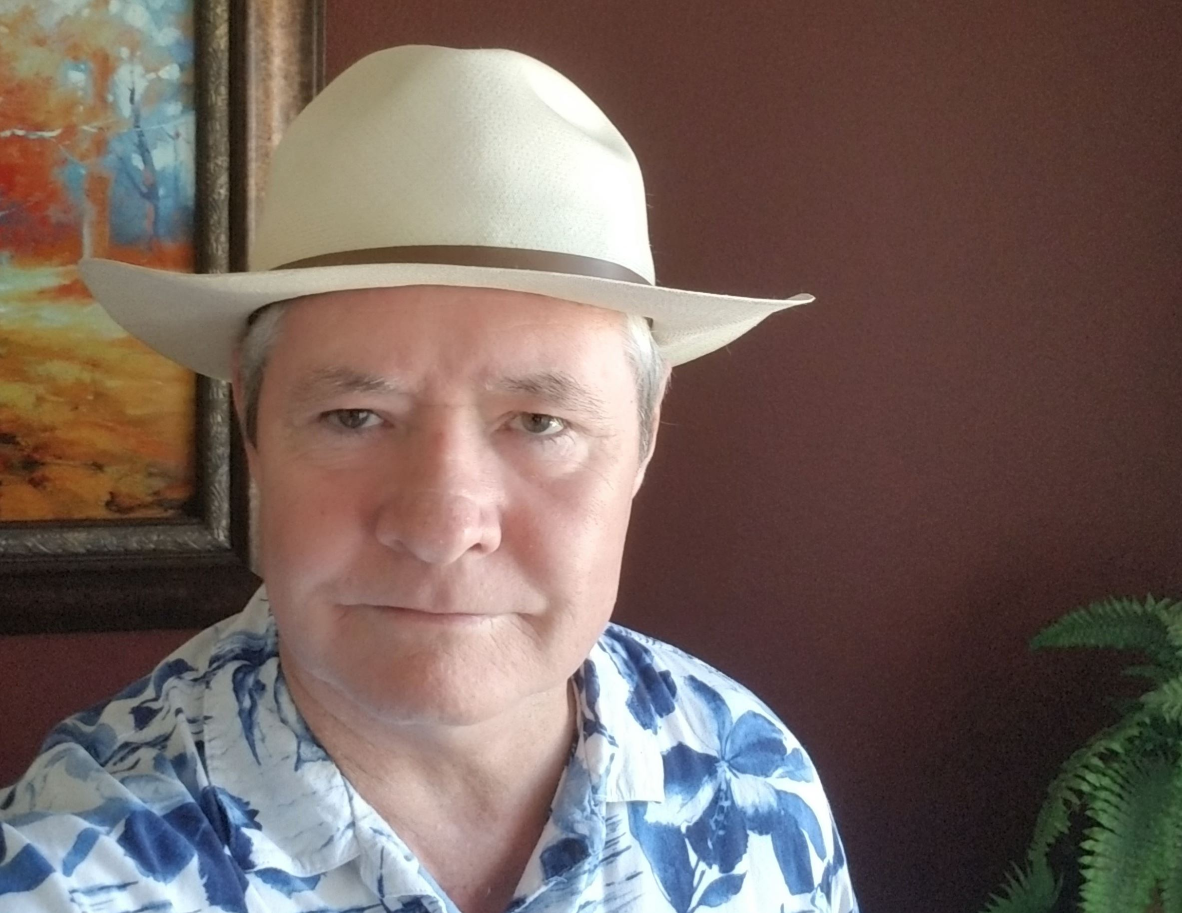 Dennis wearing a Montecristi Special Reserve from Panama Hats Direct on April 20 2019.jpg