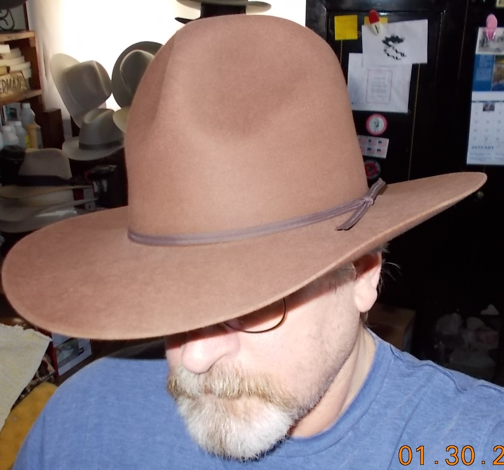 960d3cbdf The Official Stetson Nutria Quality Thread | Page 11 | The Fedora Lounge