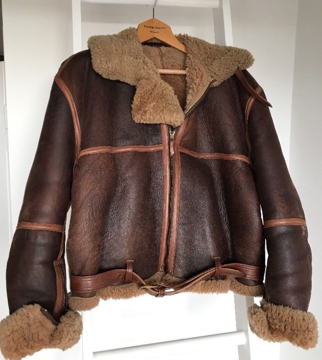 df37dfa64a4 ANY IDEA WHO MADE THIS IRVIN JACKET  Thx for helping.
