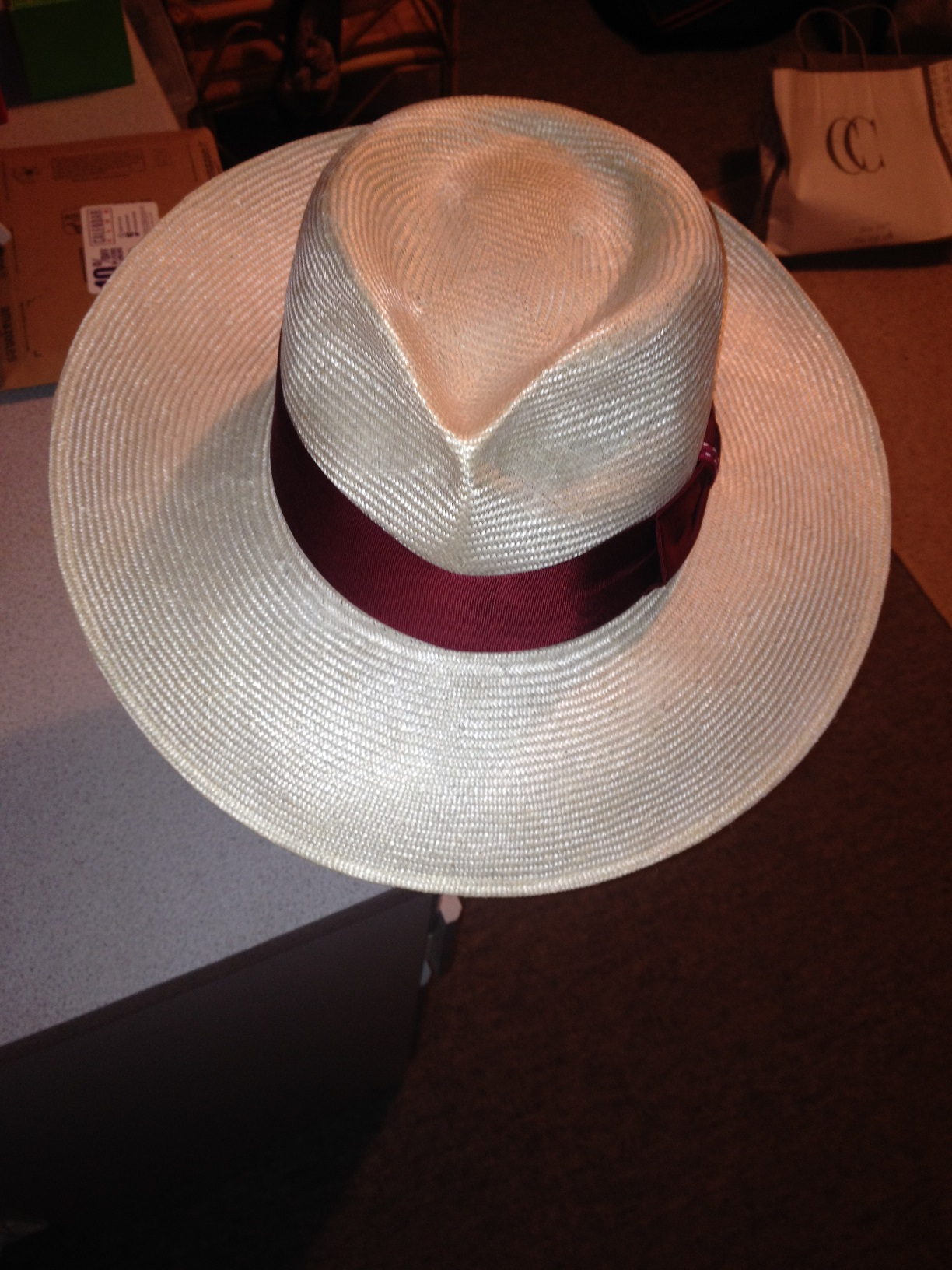d64419047 Straw Types | The Fedora Lounge