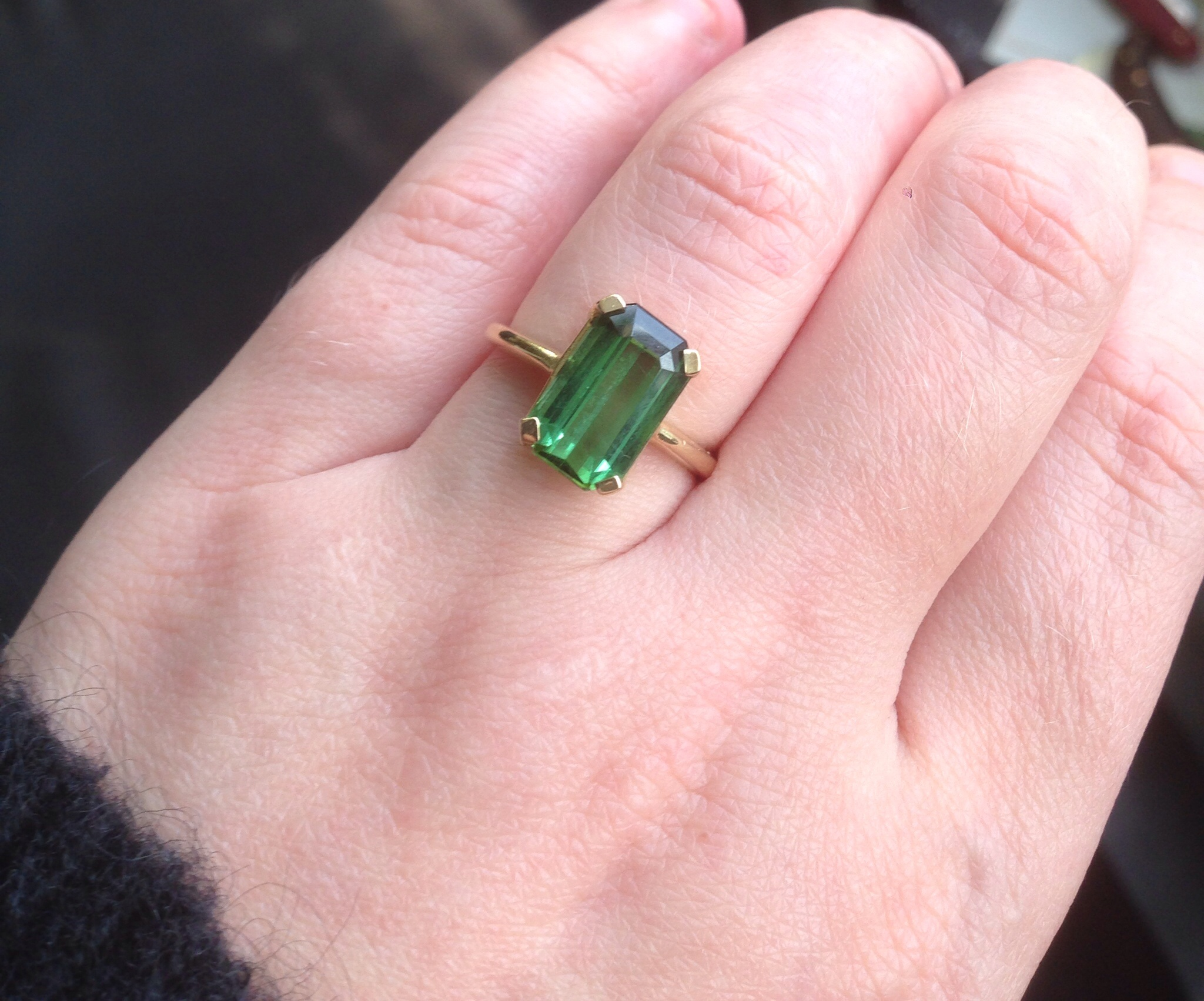 Show us your vintage-vintage inspired Engagement Ring! | Page 6 ...