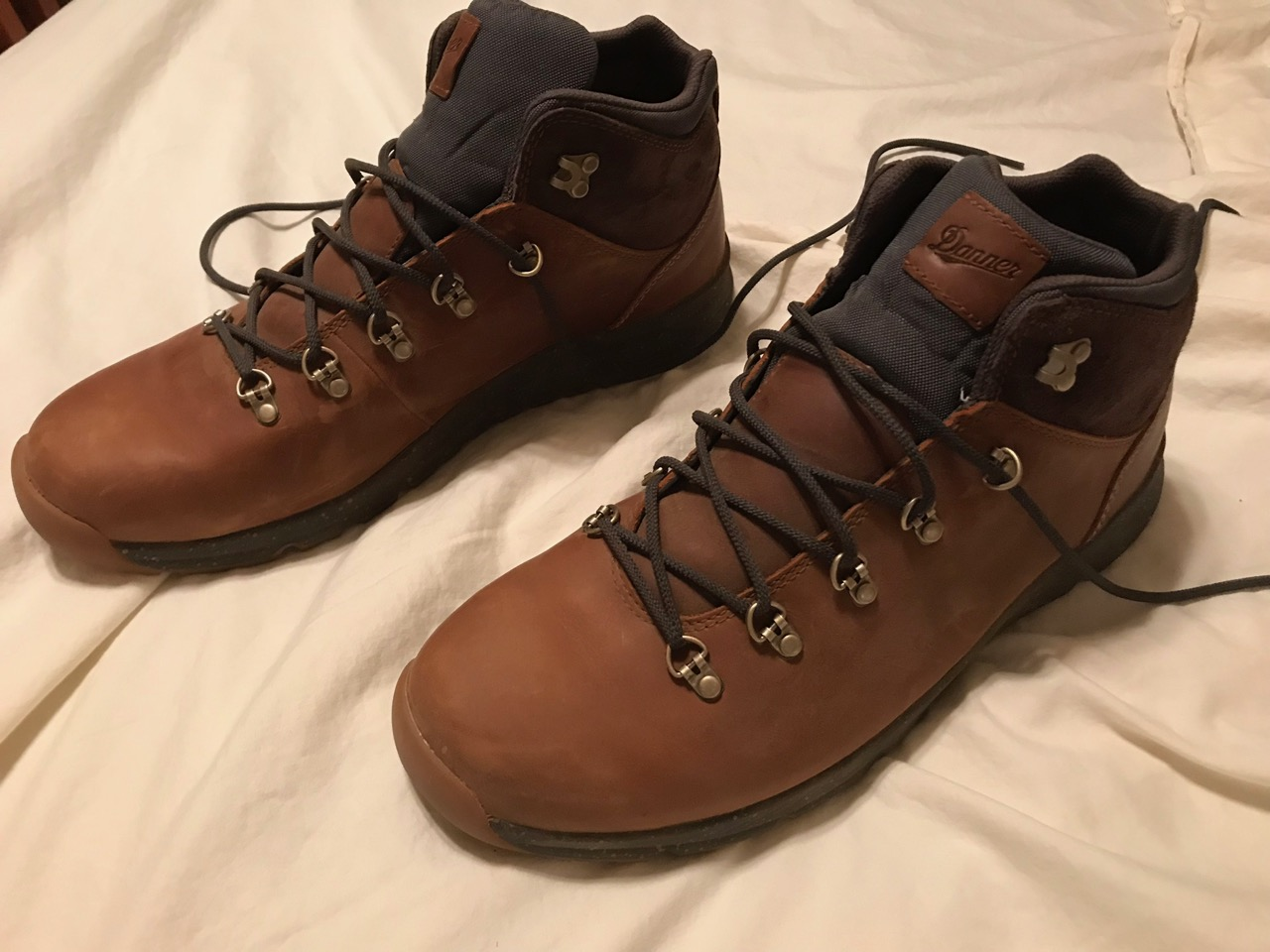 5e02aa9642f For sale: Danner Boots Size 12 $60 Mountain 503 | The Fedora Lounge