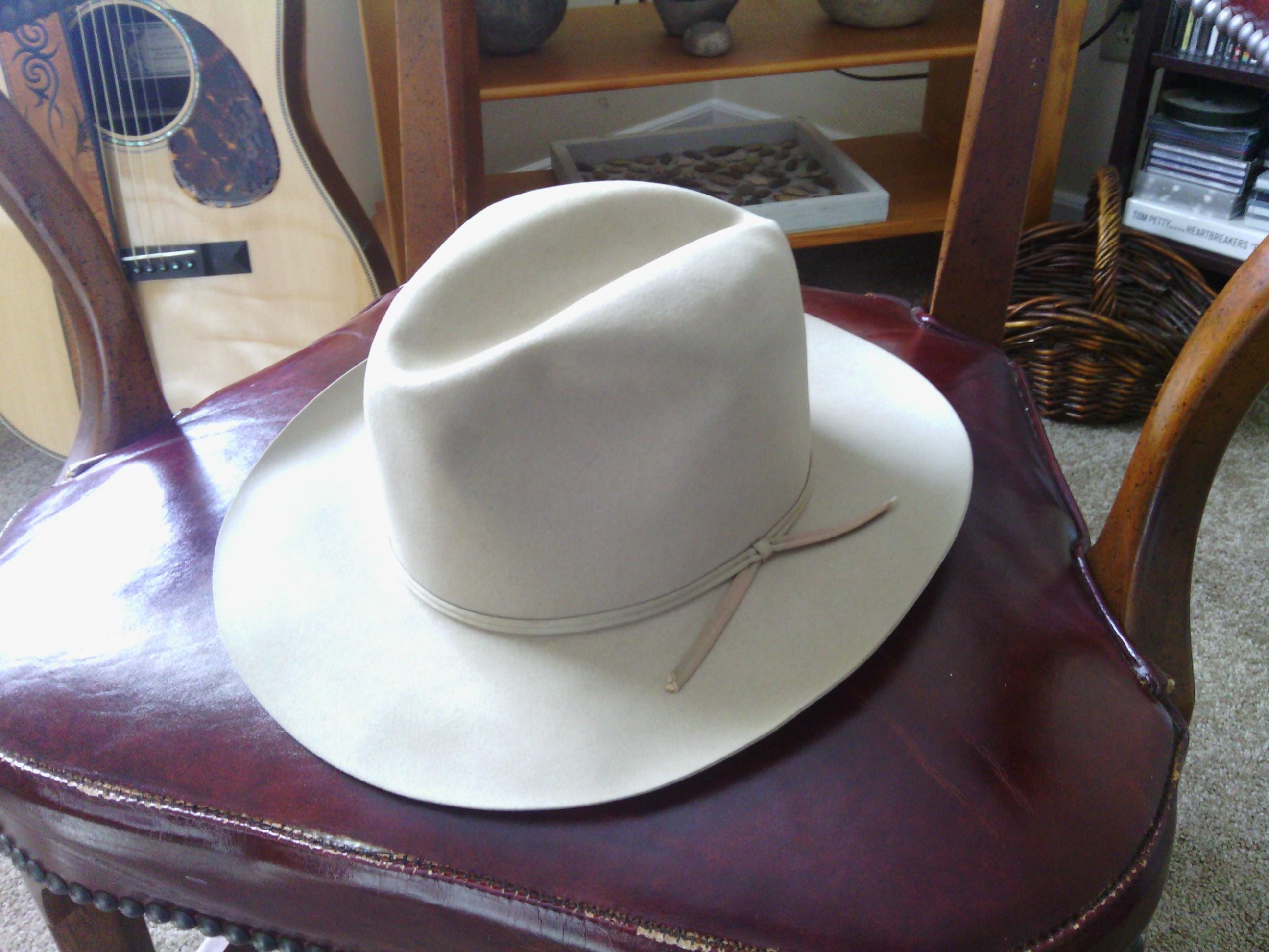 fbd84bc5412a0 Scored a vintage Shudde (Stetson ) Open Road for  18. Any tips on ...