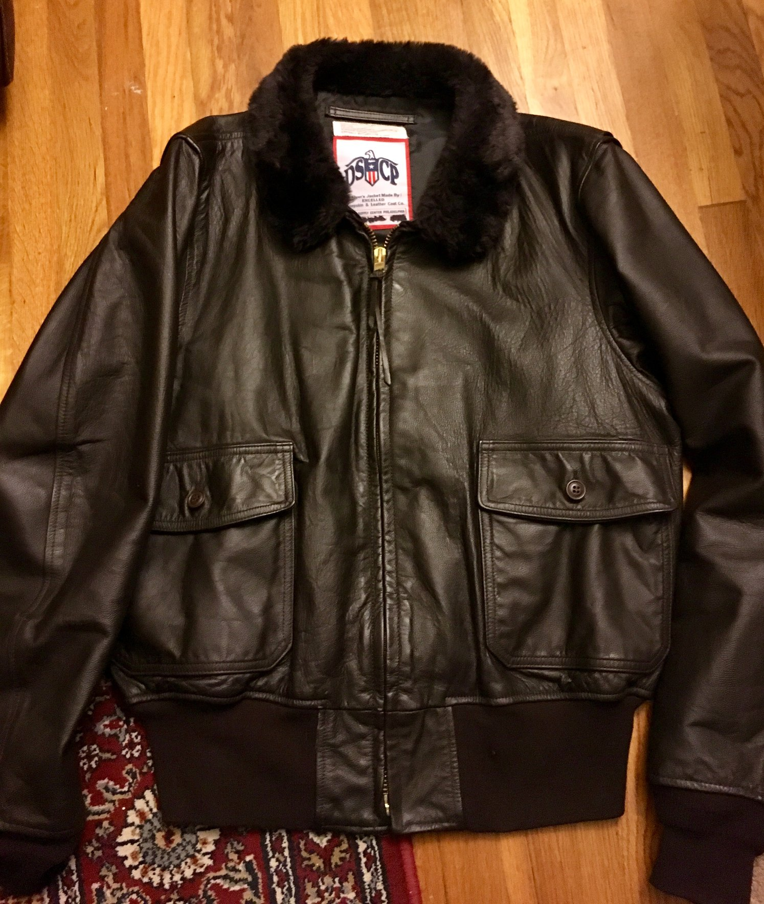 Excelled Sheepskin and Leather Company G-1 Jackets | Page 2 | The ...