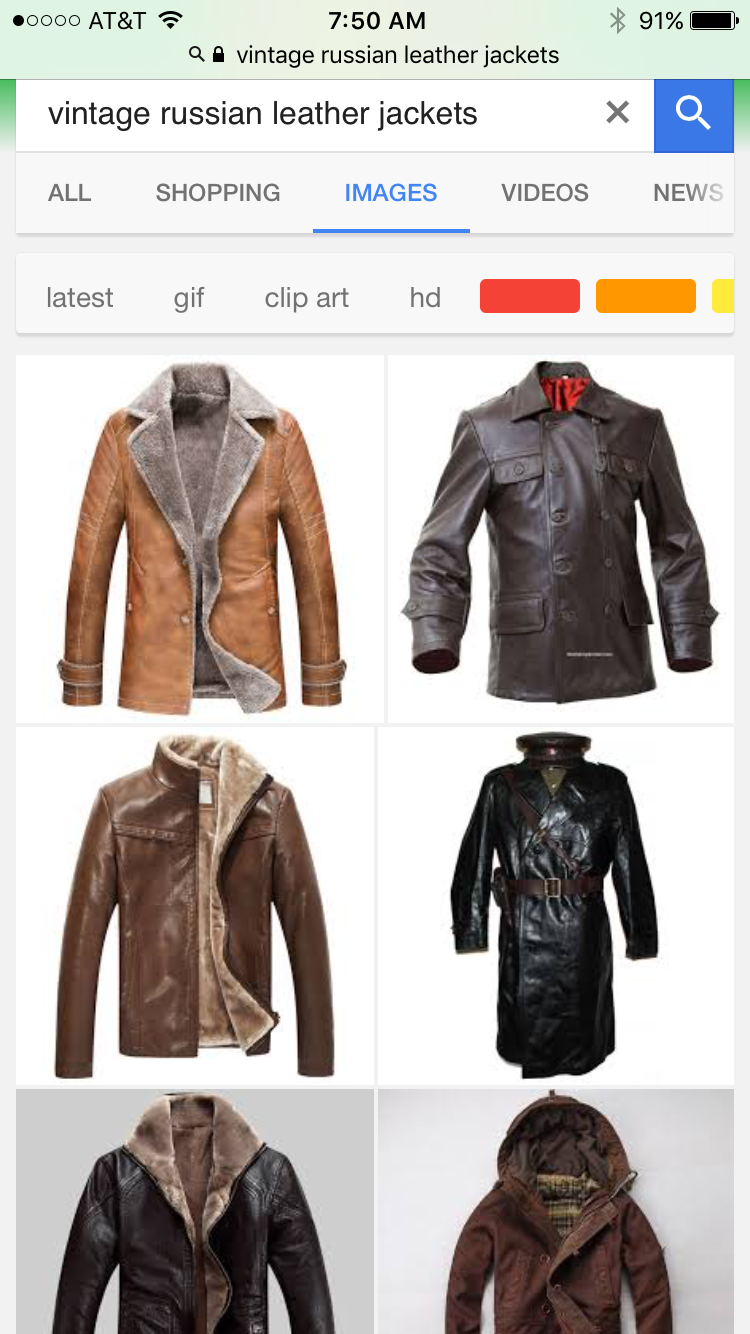 8f5600300 Where are all of the Russian/USSR leather jackets | The Fedora Lounge