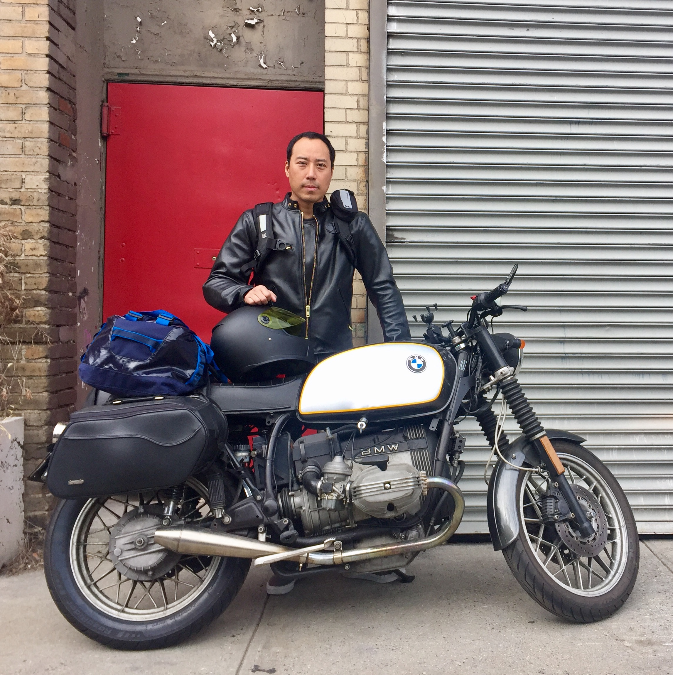 V7 The Vanson X Union Garage Nyc Armored Leather Motorcycle Jacket The Fedora Lounge