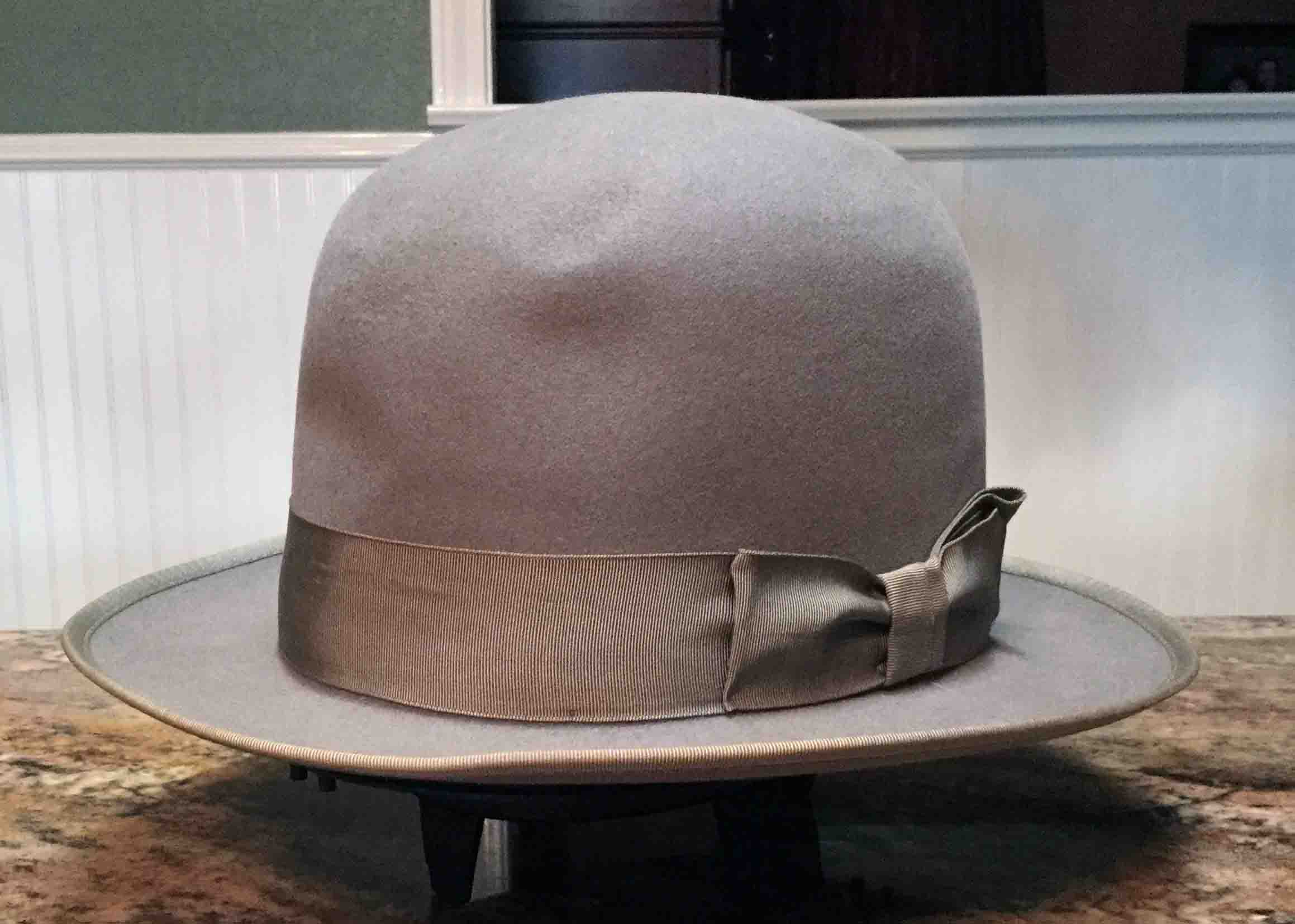 967aee61a 50s Stetson Whippet 7 1/8 LO | The Fedora Lounge
