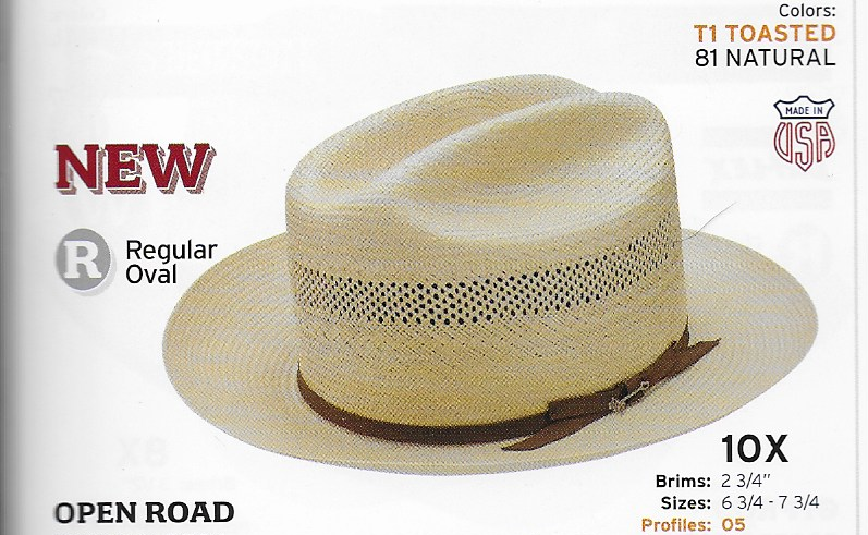 8a54f3cf41391 New Stetson Open Road