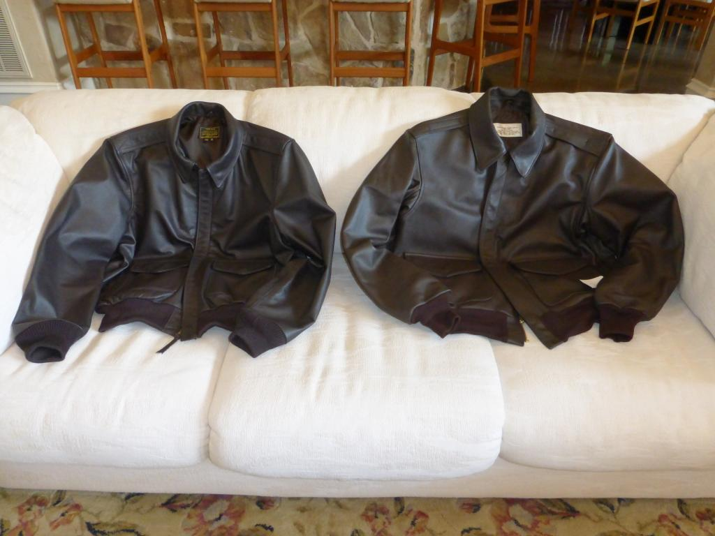 A-2 Review, Leather Coats Etc. | The Fedora Lounge