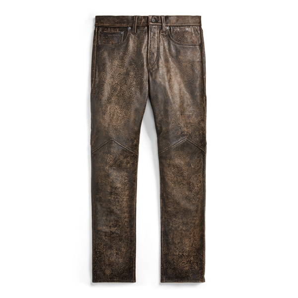 RRL Leather Trousers.jpeg