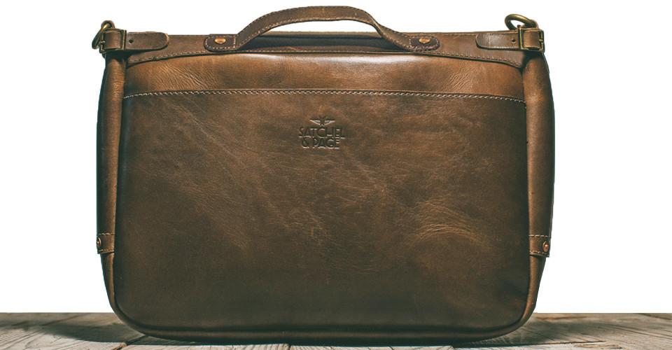BRAND NEW Satchel & Page, Slim Mailbag. | The Fedora Lounge