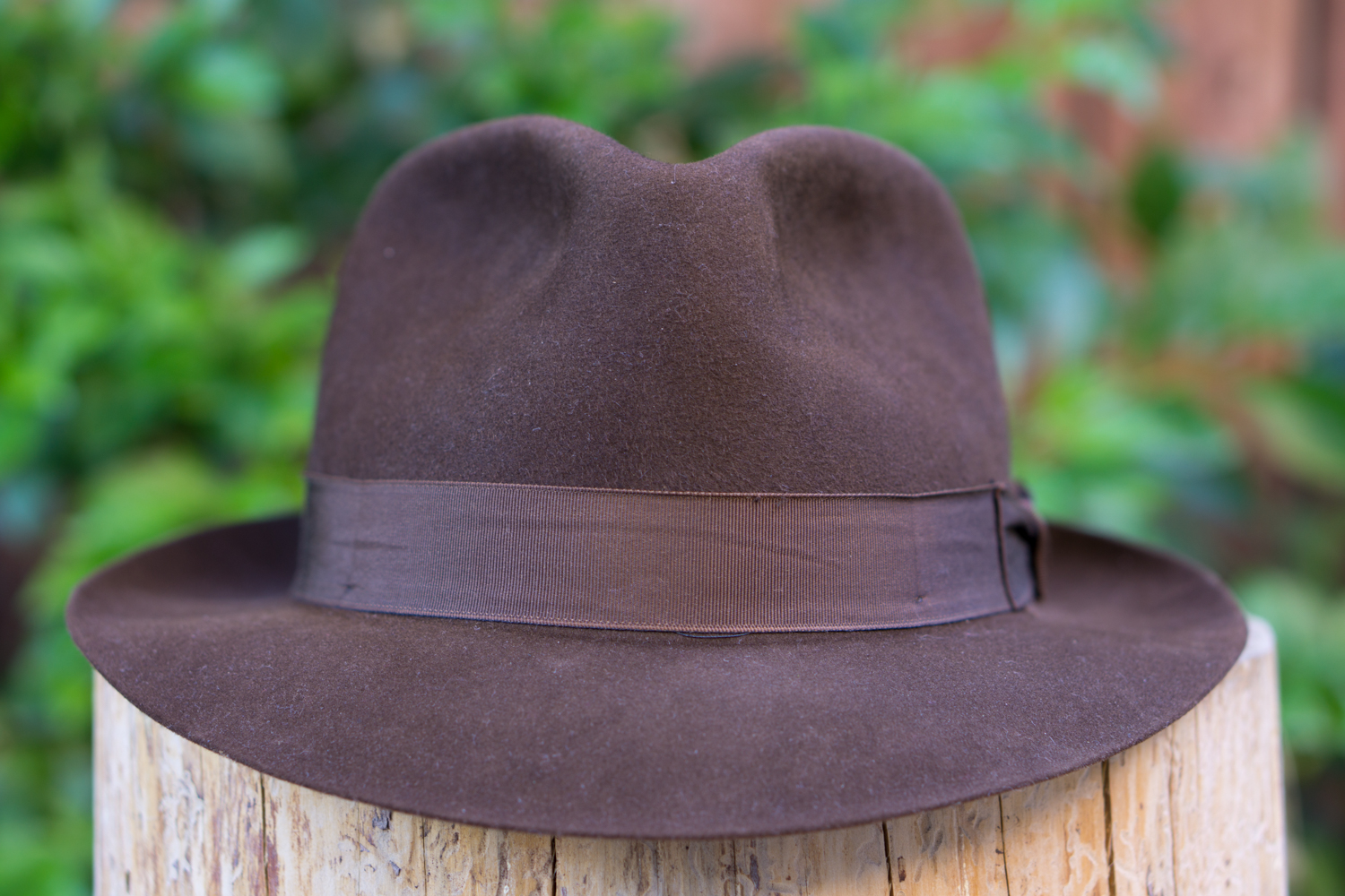 9262bf7880483 Stetson Benchley 100% Beaver in Mink - Size 7 3 4