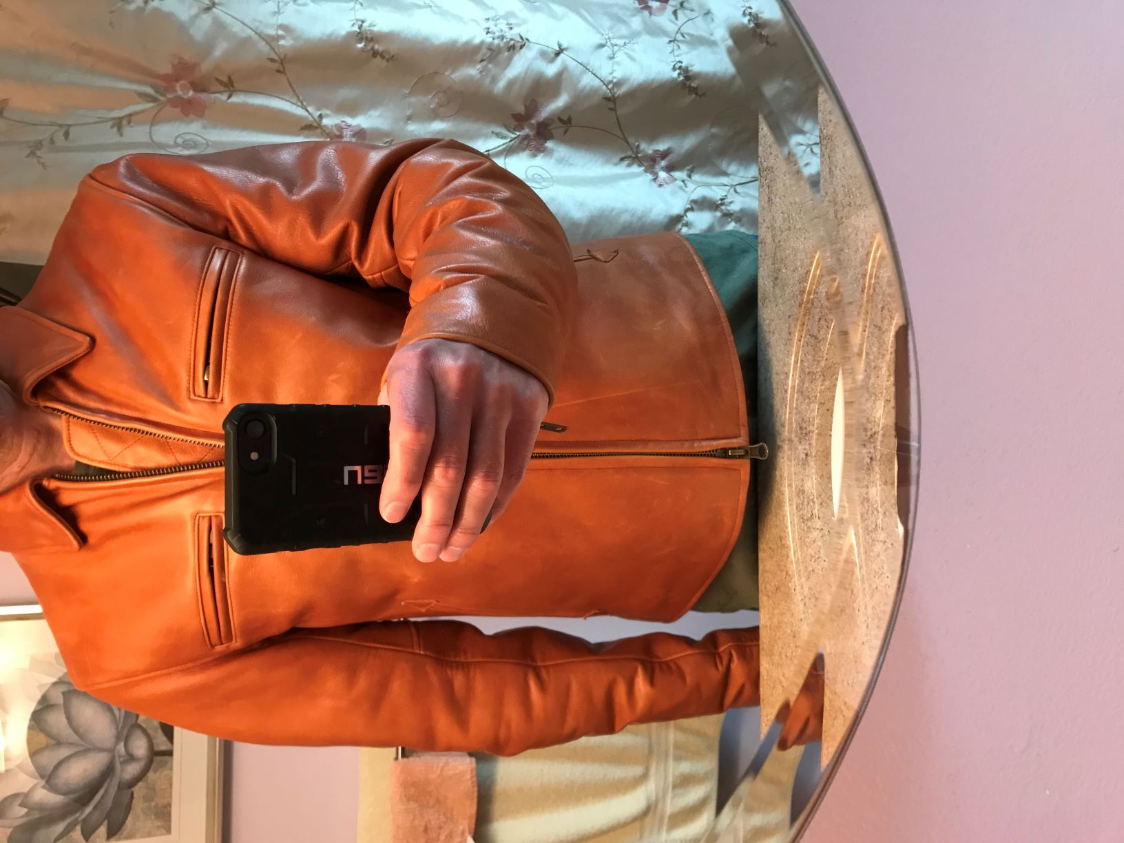 Taylor Stitch Moto Jacket brief review | The Fedora Lounge