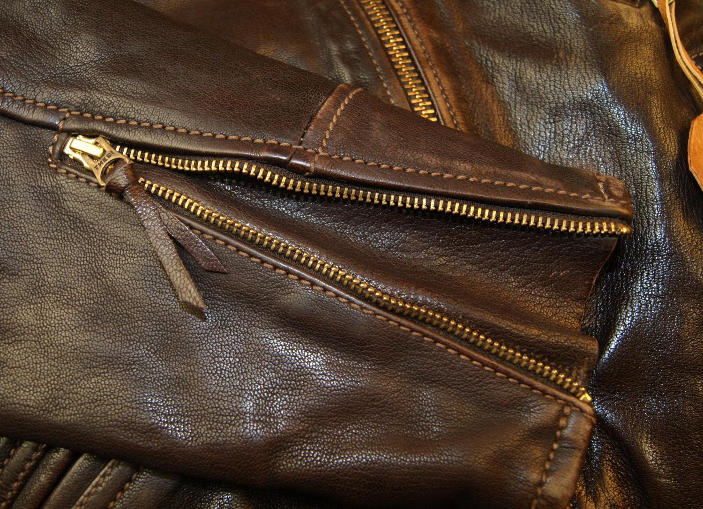 Thedi 127920 Shearling Washed Goatskin sleeve zip.jpg