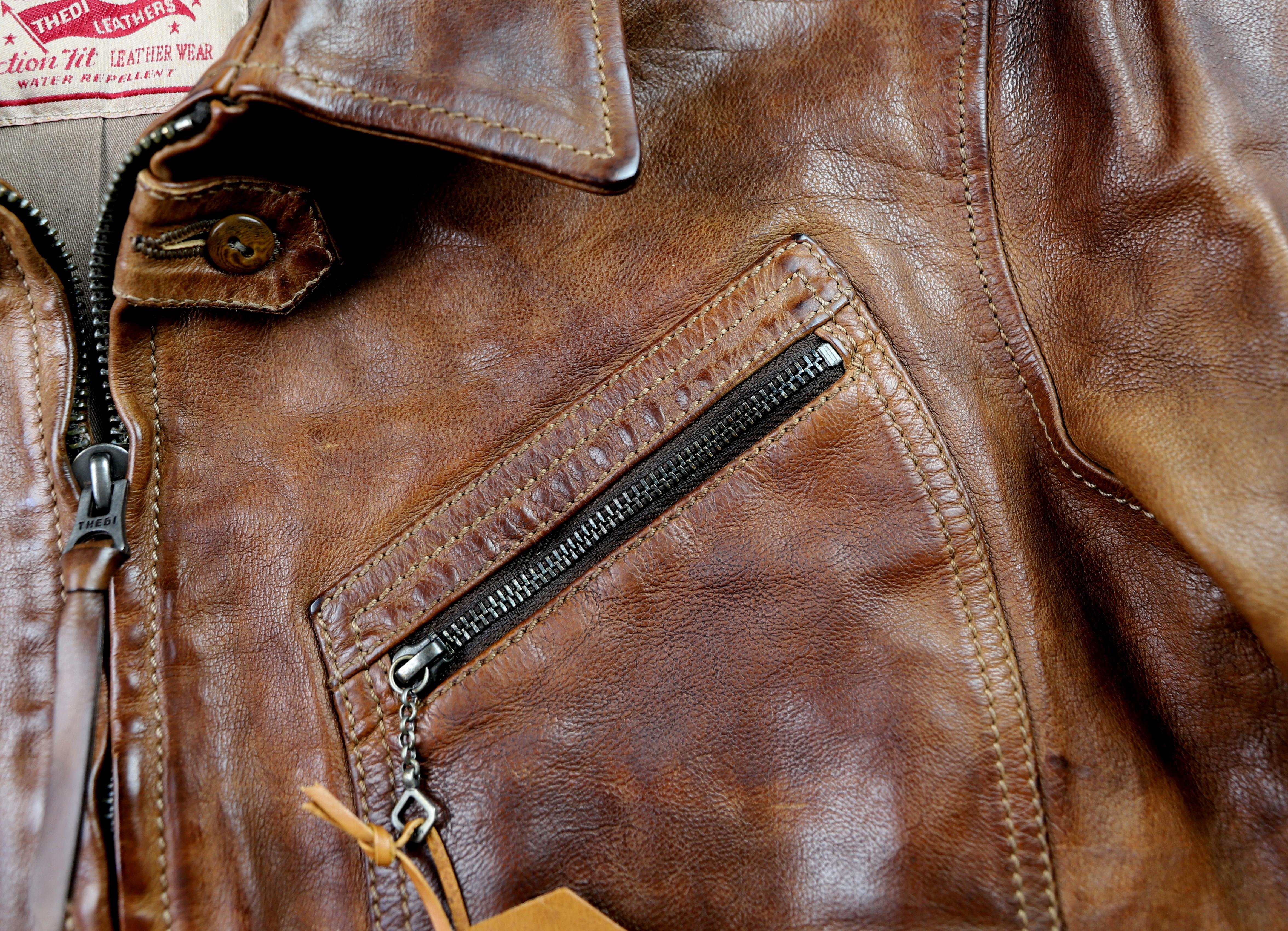 Thedi Aegean Buffalo 3XL chest pocket.jpg