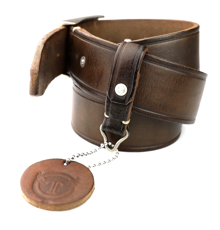 Thedi Brown Belt Nickel Buckle 2.jpg