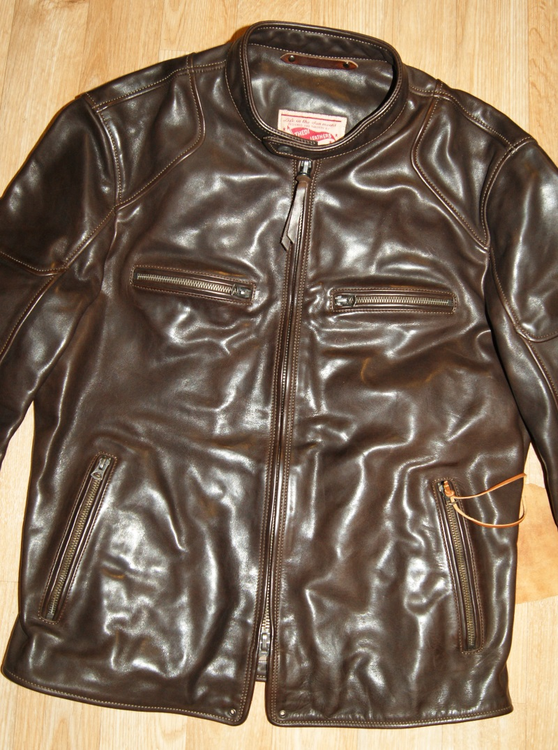 Thedi Cafe Racer Brown Cowhide front.jpg