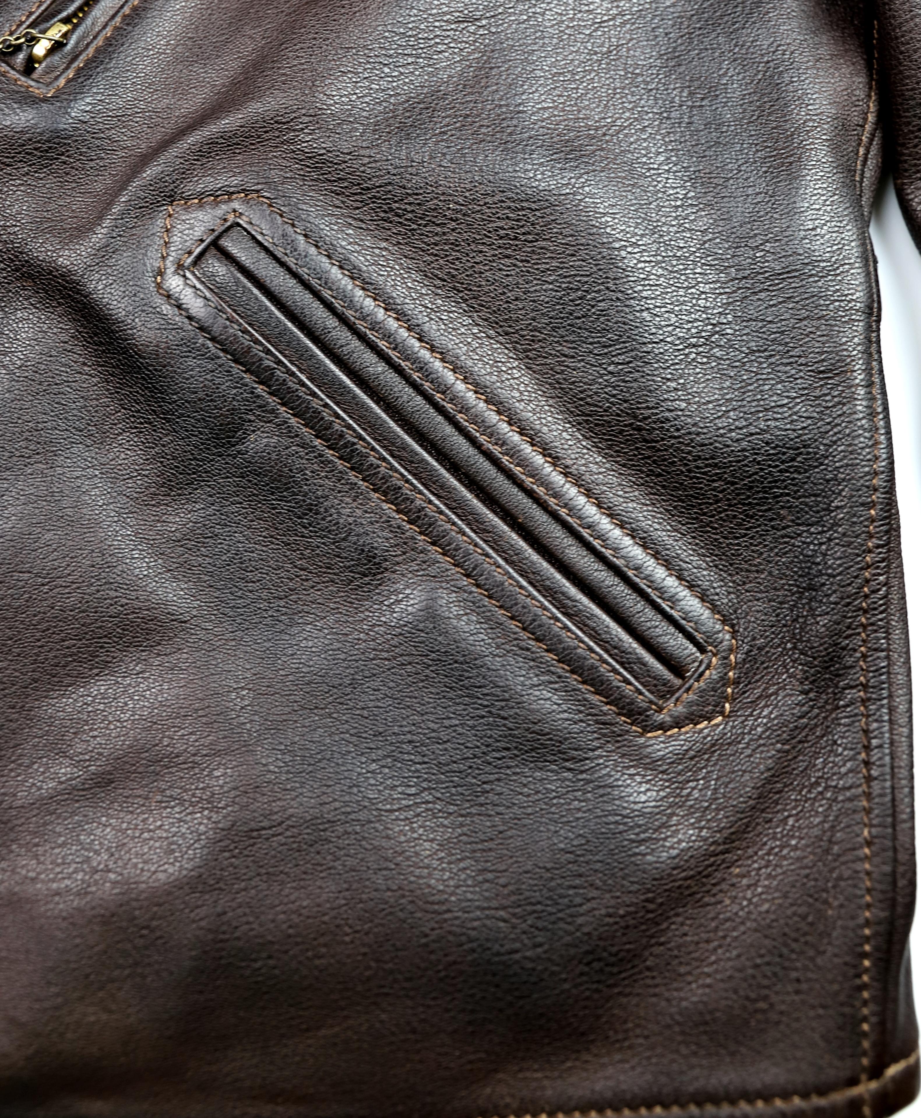 Thedi Evander Crosszip Half Belt Brown Goatskin MWC handwarmer.jpg