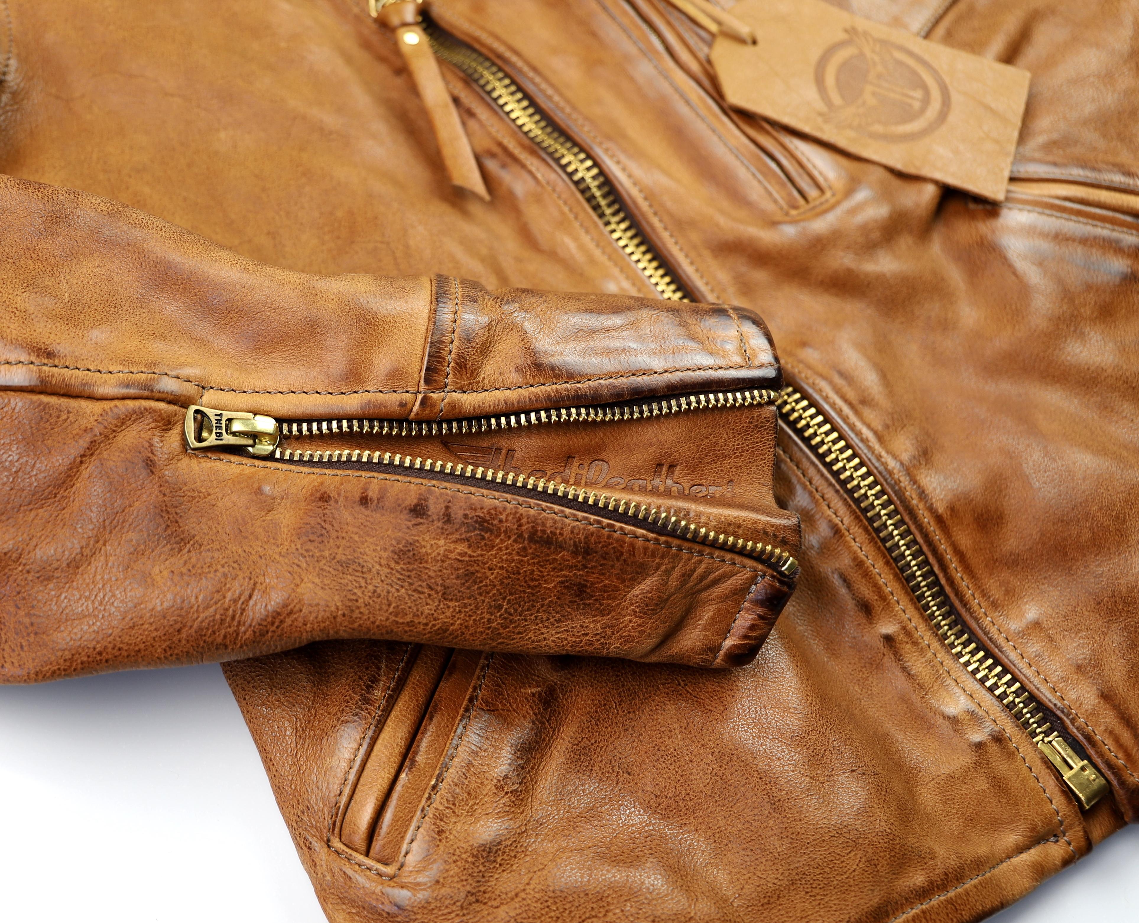 Thedi Hektor Cognac Buffalo QA1 sleeve zippers.jpg