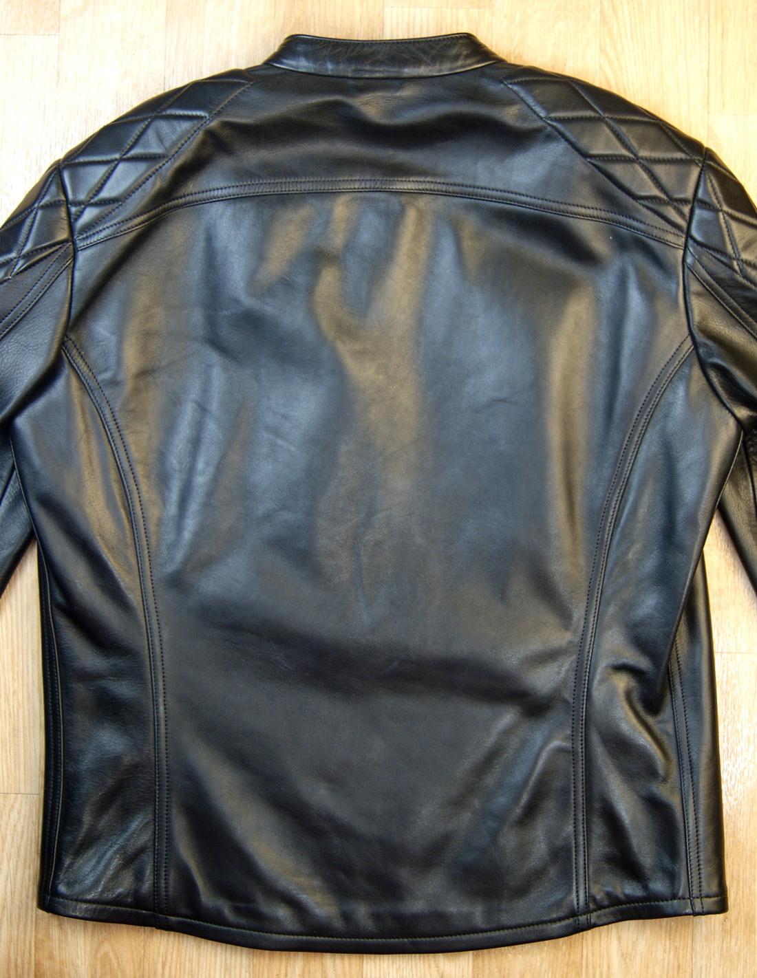 Thedi Phenix Black Horsehide THP15 back.jpg