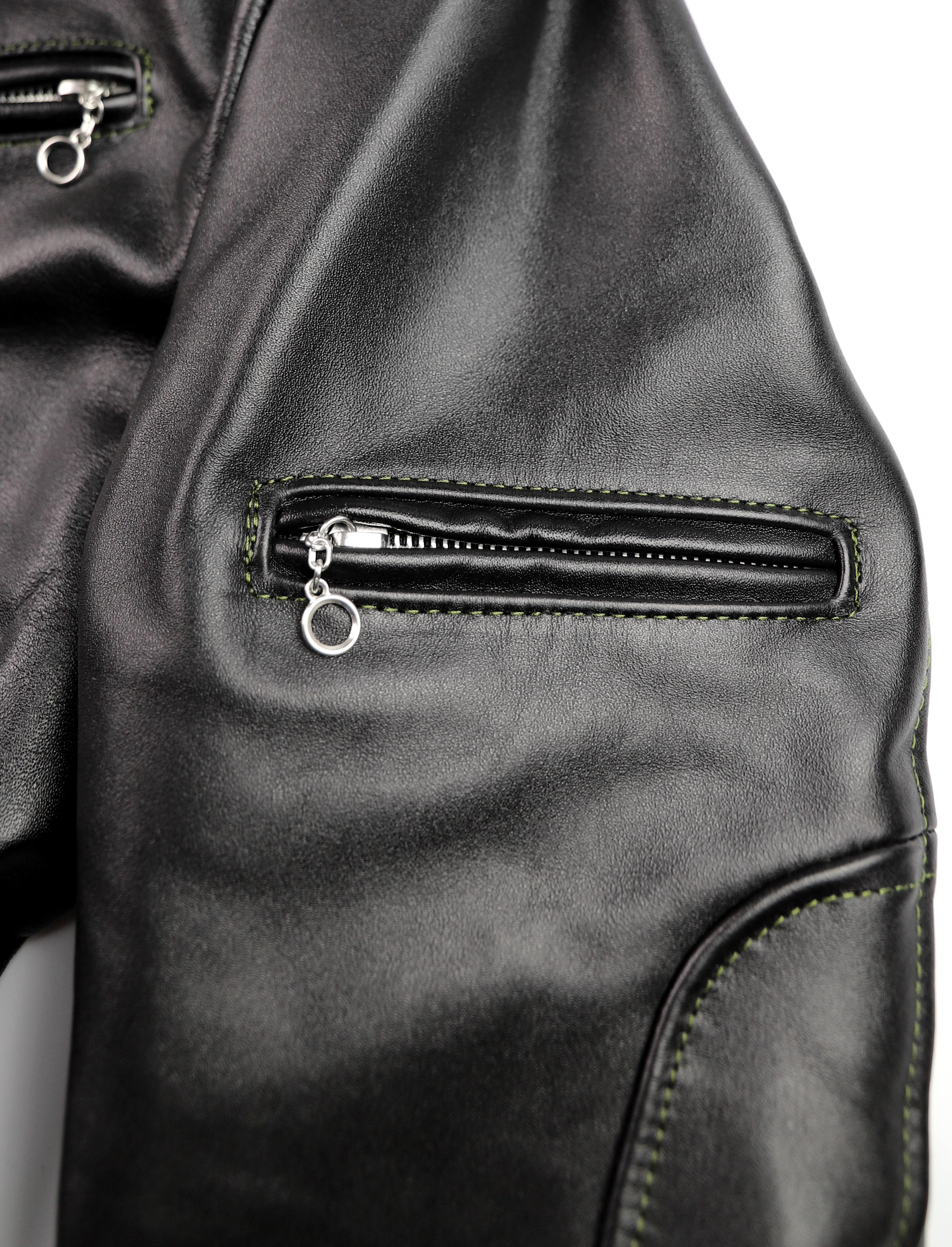 Vanson Agent X Z150 Medium bicep zip.jpg