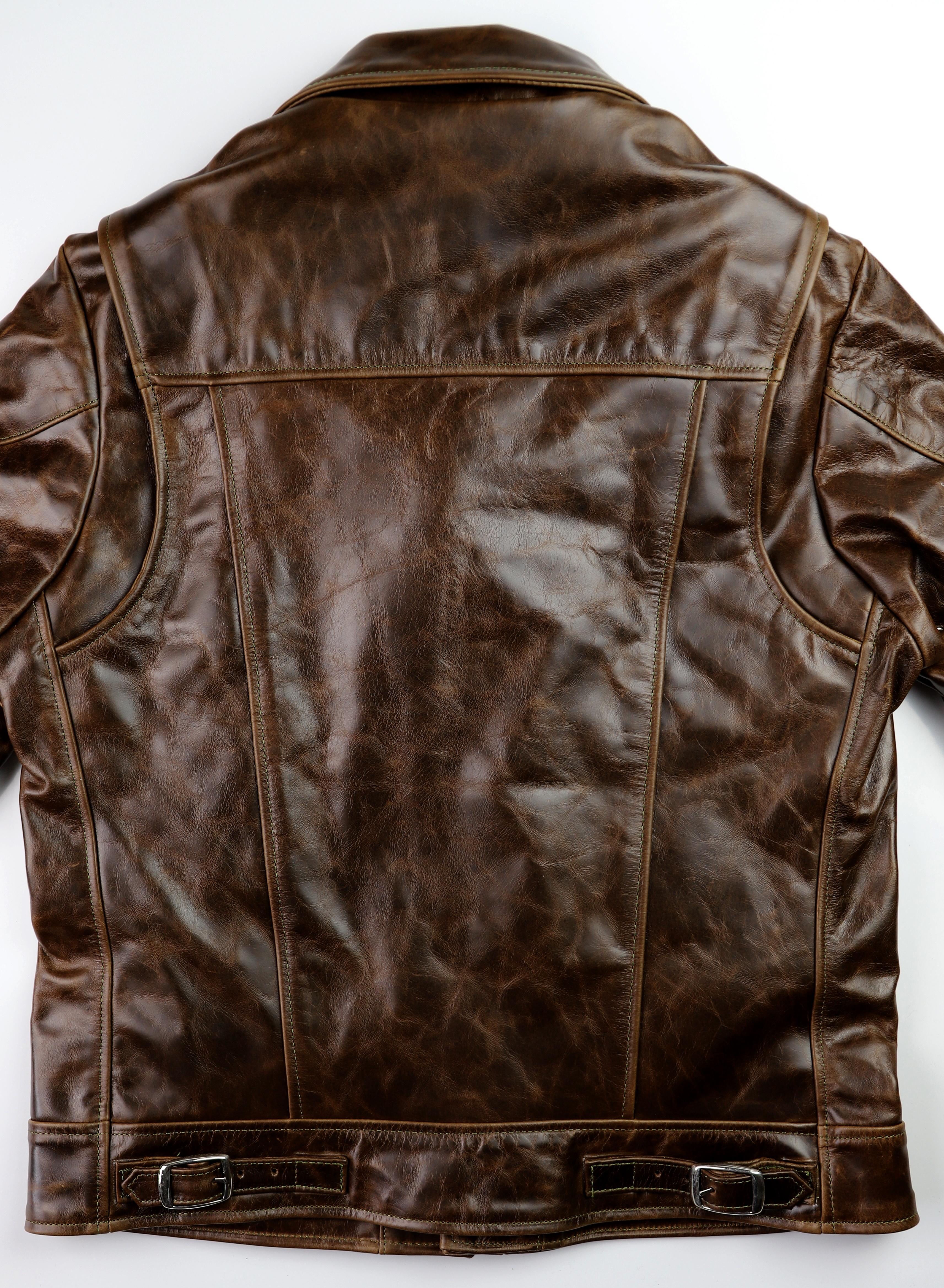 Vanson Daredevil XXL Dark Maple Bainbridge M89 Back.jpg