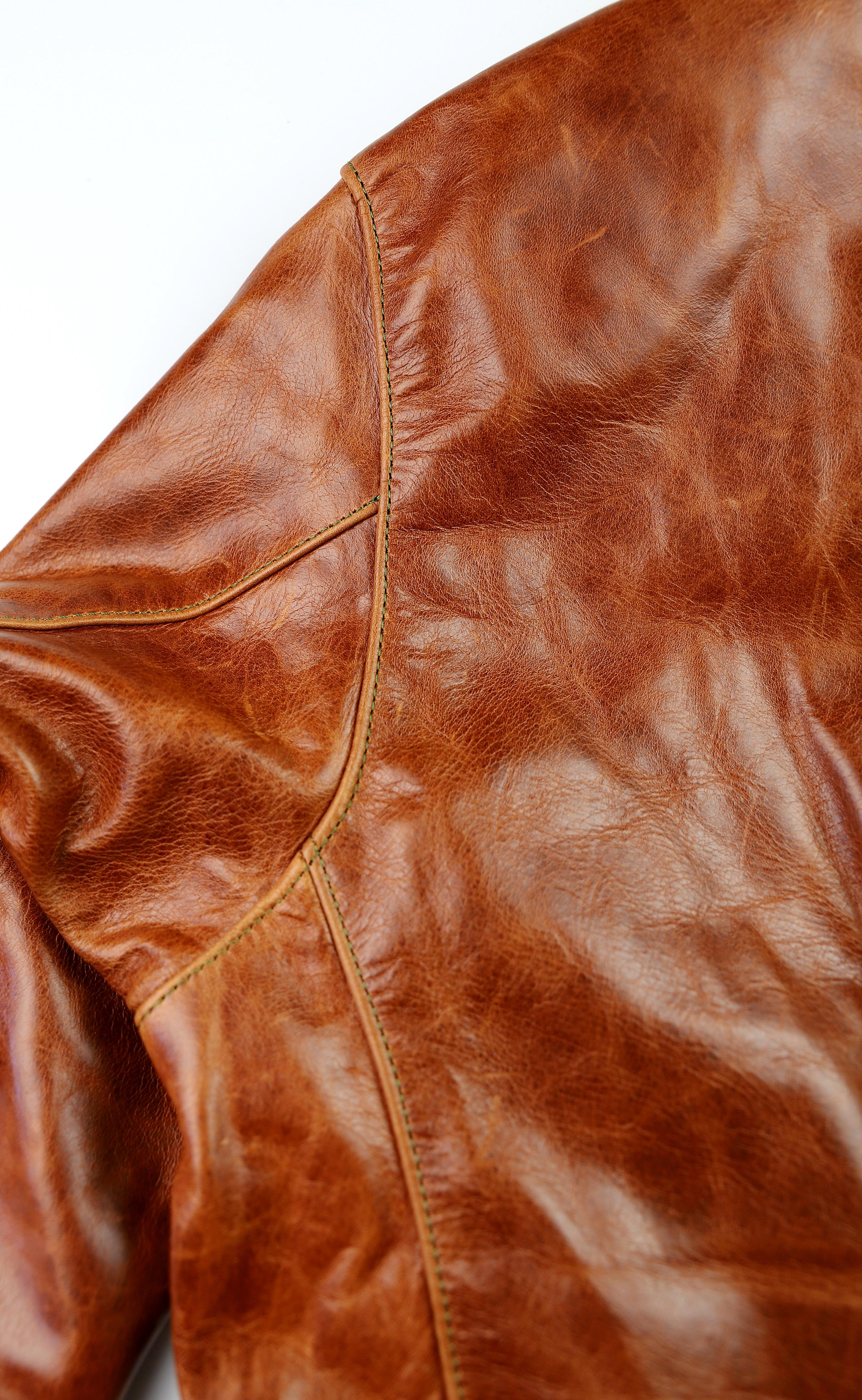 Vanson Gambler Cedar Bainbridge Size 44 JN88 Left Shoulder.jpg