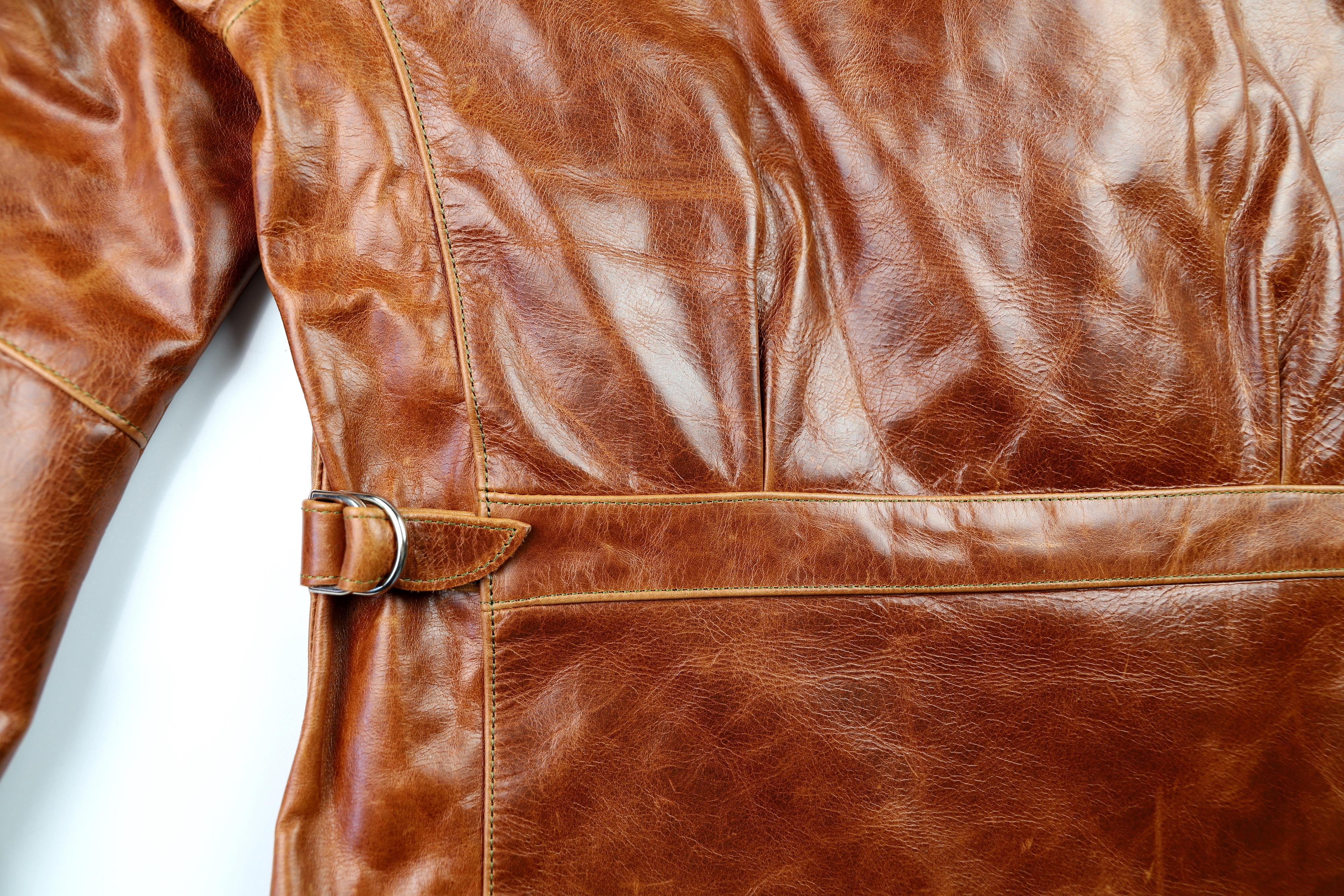 Vanson Gambler Cedar Bainbridge Size 44 JN88 Lower Back.jpg