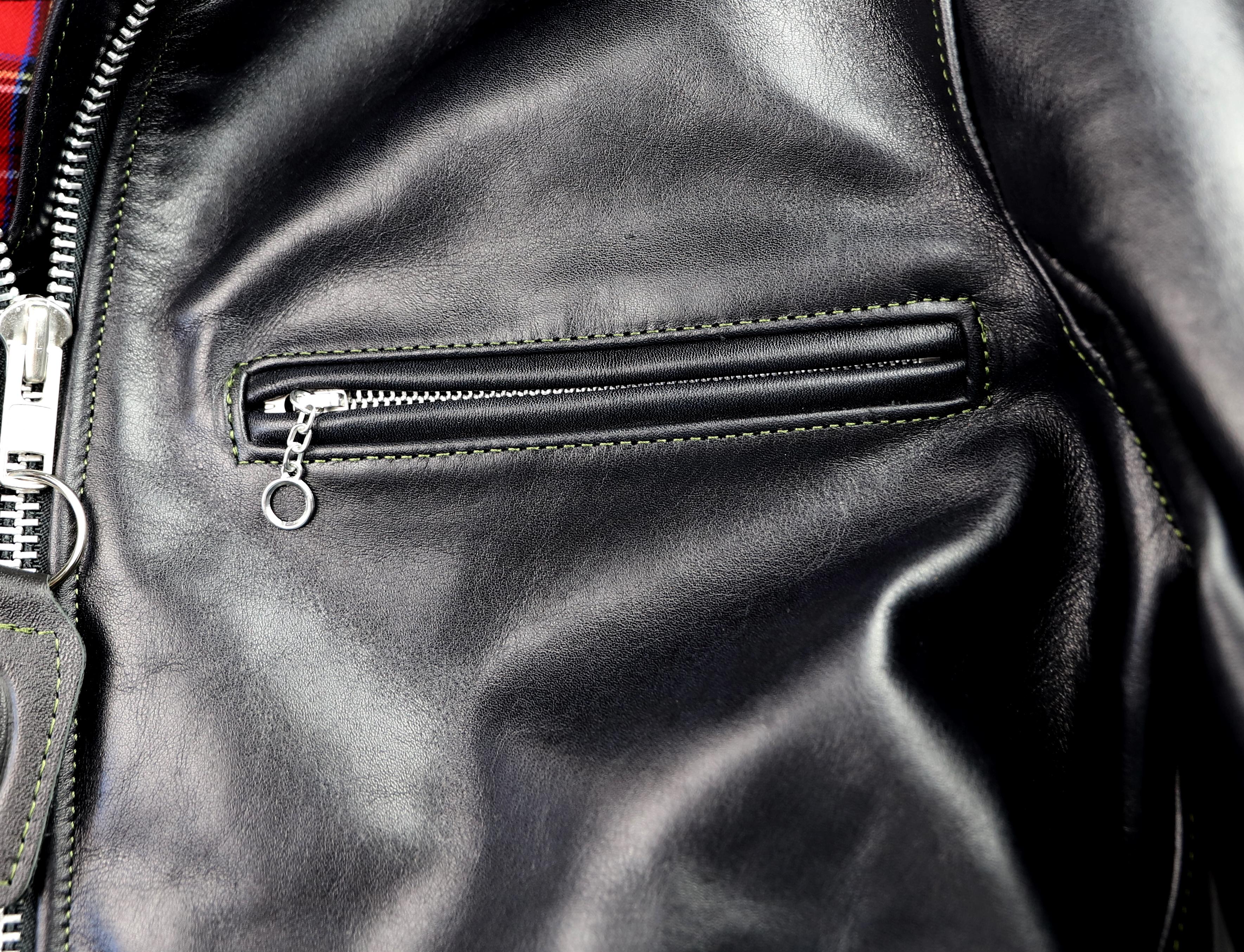 Vanson Oxford Black Cascadia Organica chest pocket.jpg