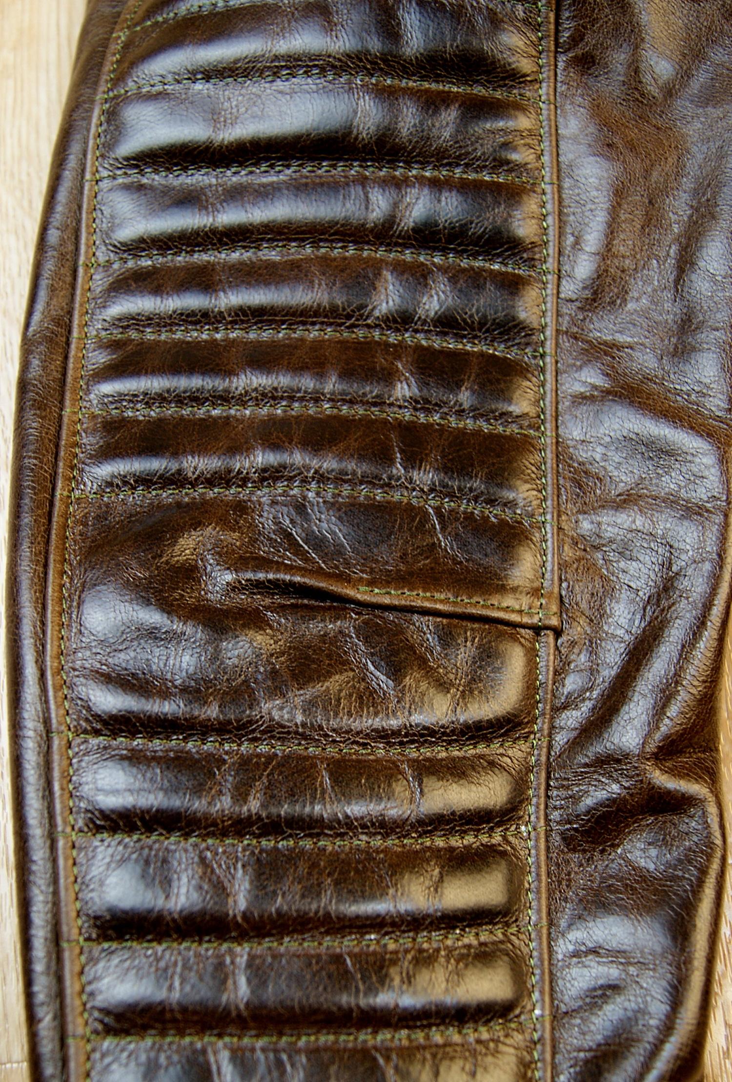 Vanson Portland Dark Maple Bainbridge CJS elbow quilting.jpg